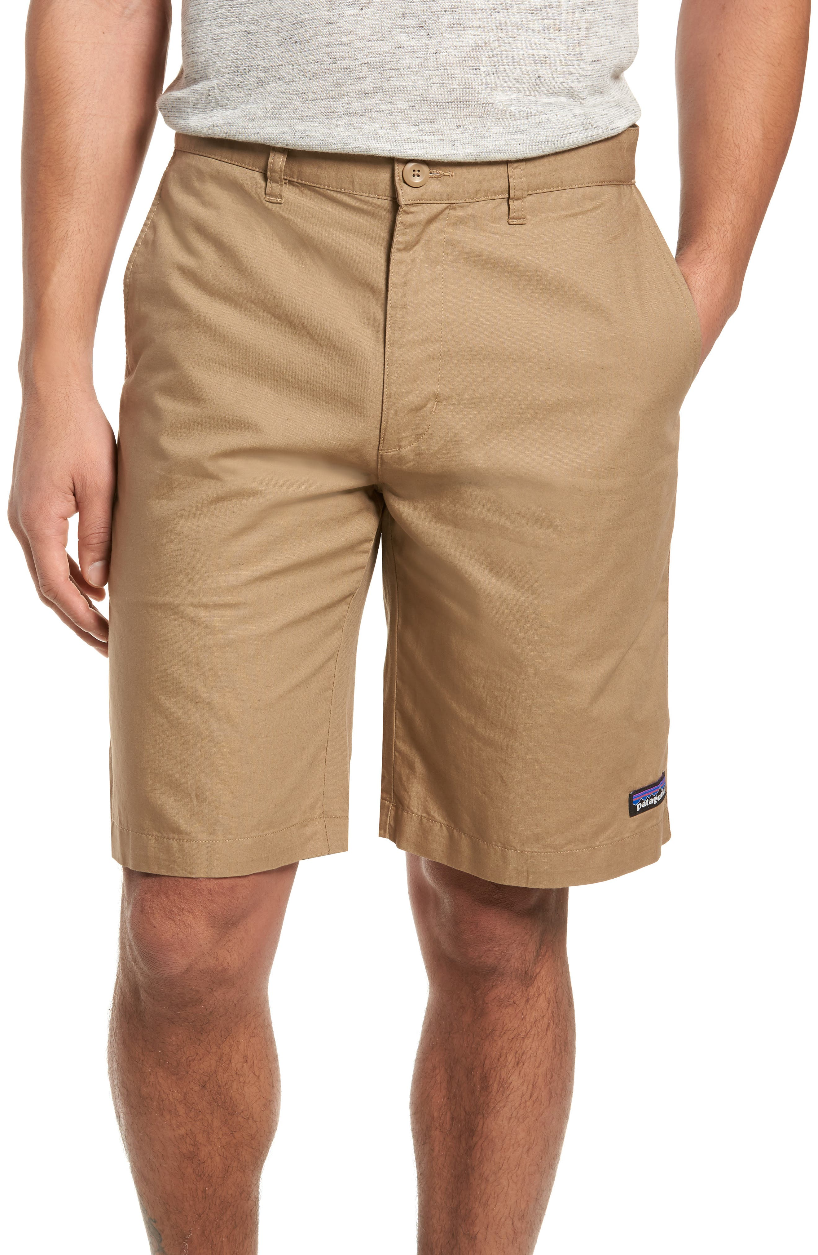 M's Lightweight All-Wear Shorts,                         Main,                         color, MOJAVE KHAKI