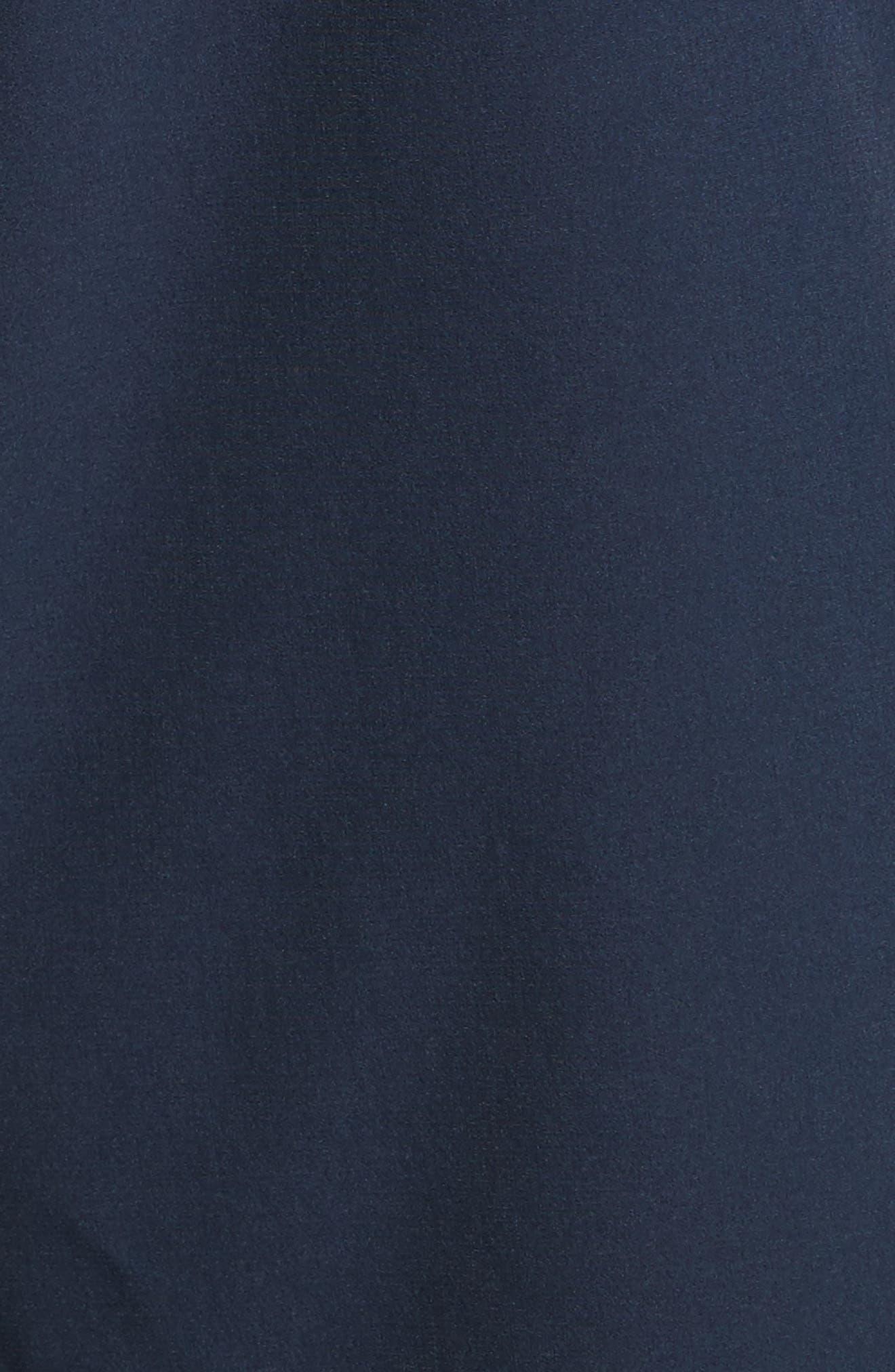 Calder Swim Trunks,                             Alternate thumbnail 5, color,                             DEEP NAVY