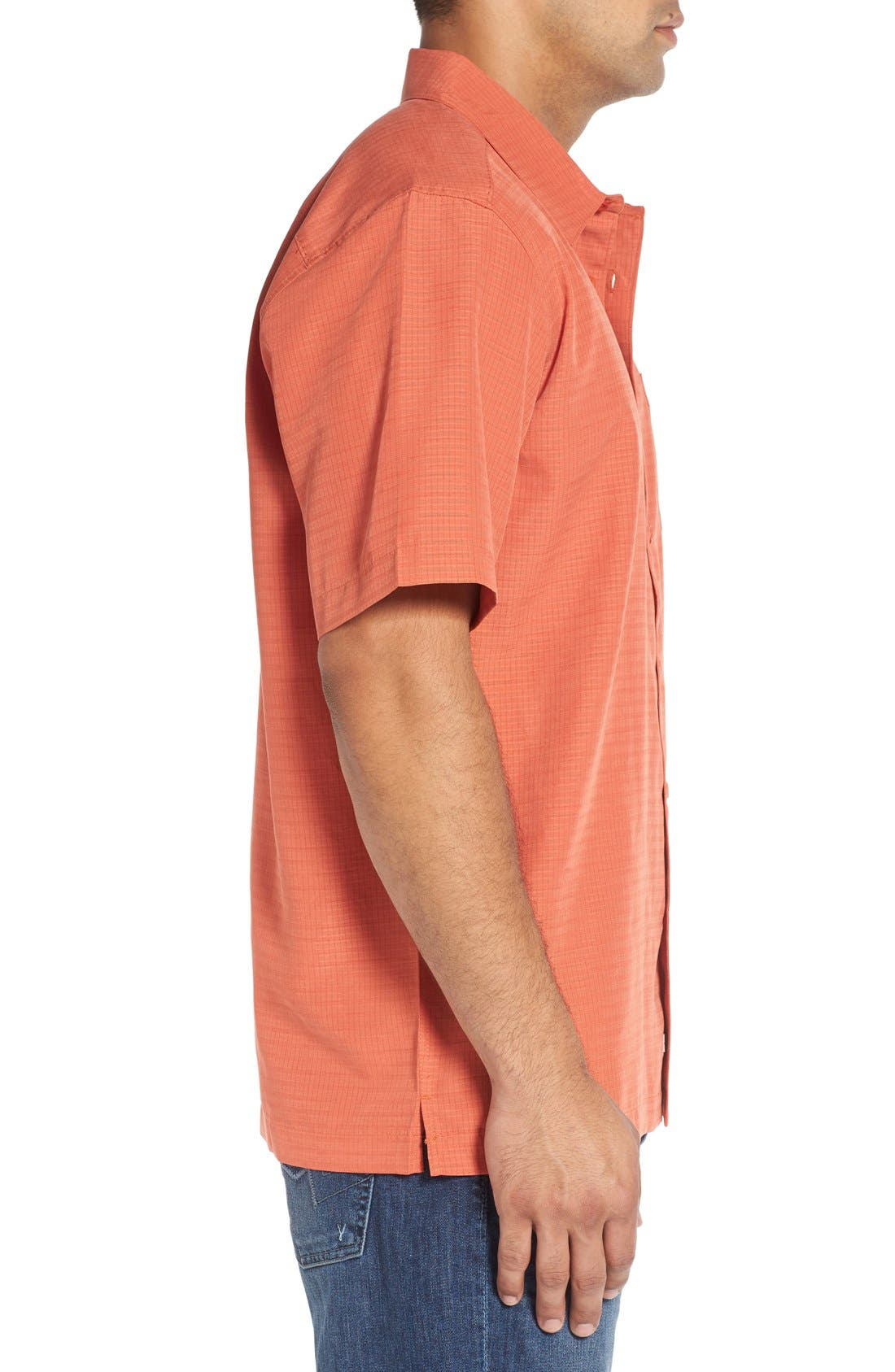 'Centinela 4' Short Sleeve Sport Shirt,                             Alternate thumbnail 37, color,