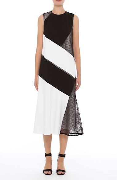 Nuri Laser Cut Midi Dress, video thumbnail