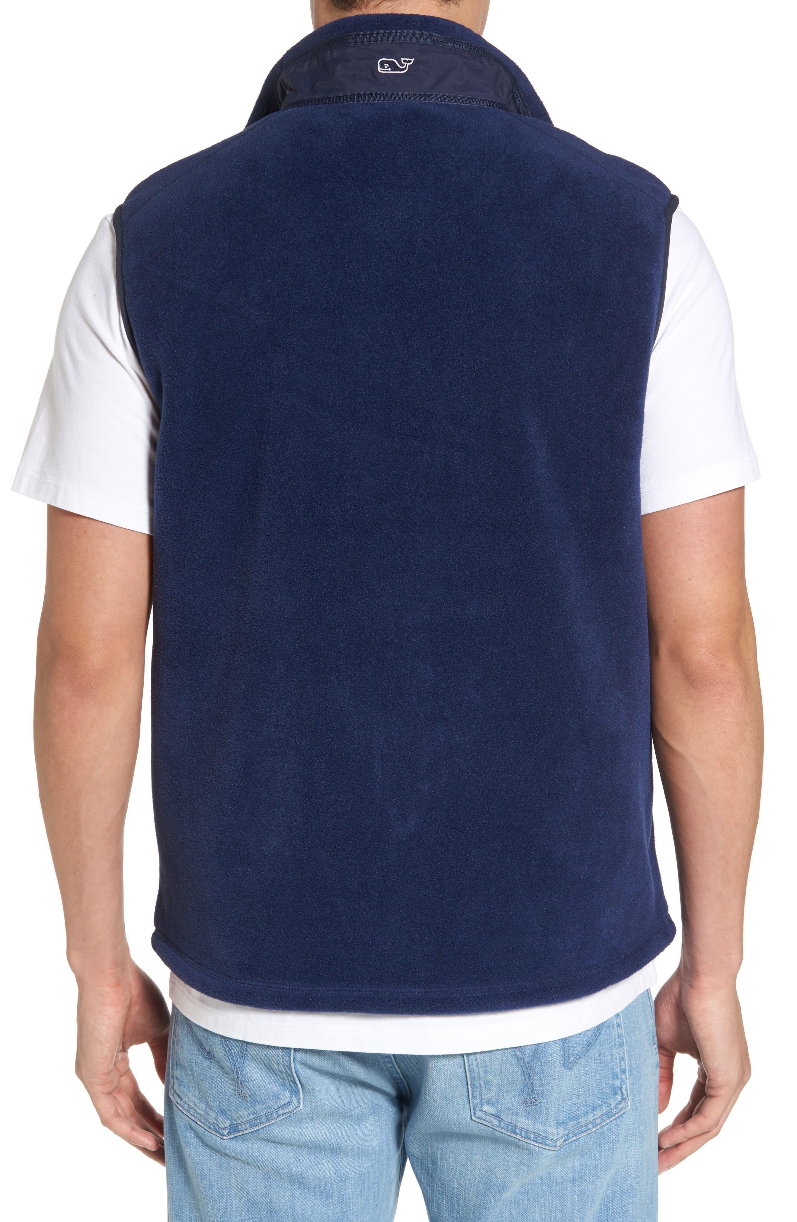Fleece Vest,                             Alternate thumbnail 3, color,                             407