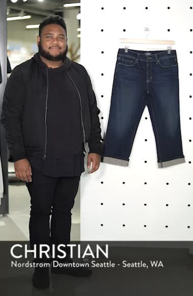 Marilyn Cropped Cuff Jeans, sales video thumbnail