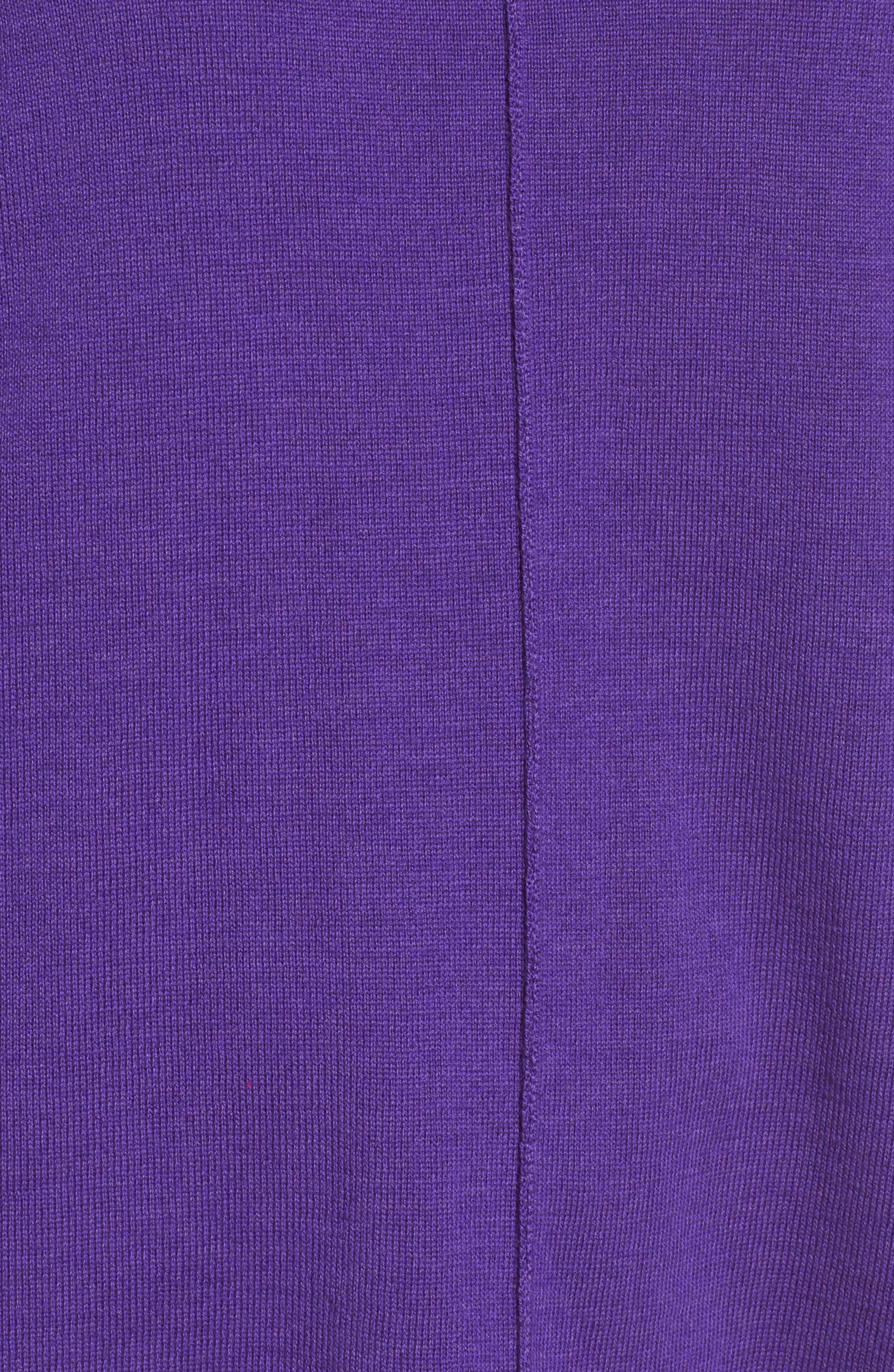 Merino Wool Boxy Turtleneck Sweater,                             Alternate thumbnail 29, color,