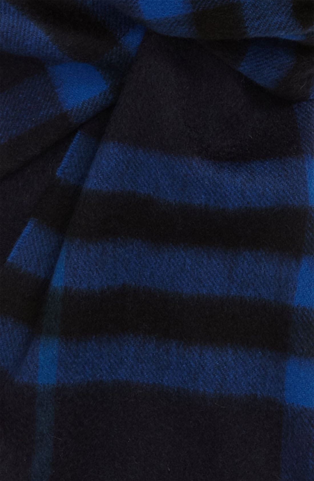 Heritage Check Cashmere Scarf,                             Alternate thumbnail 32, color,