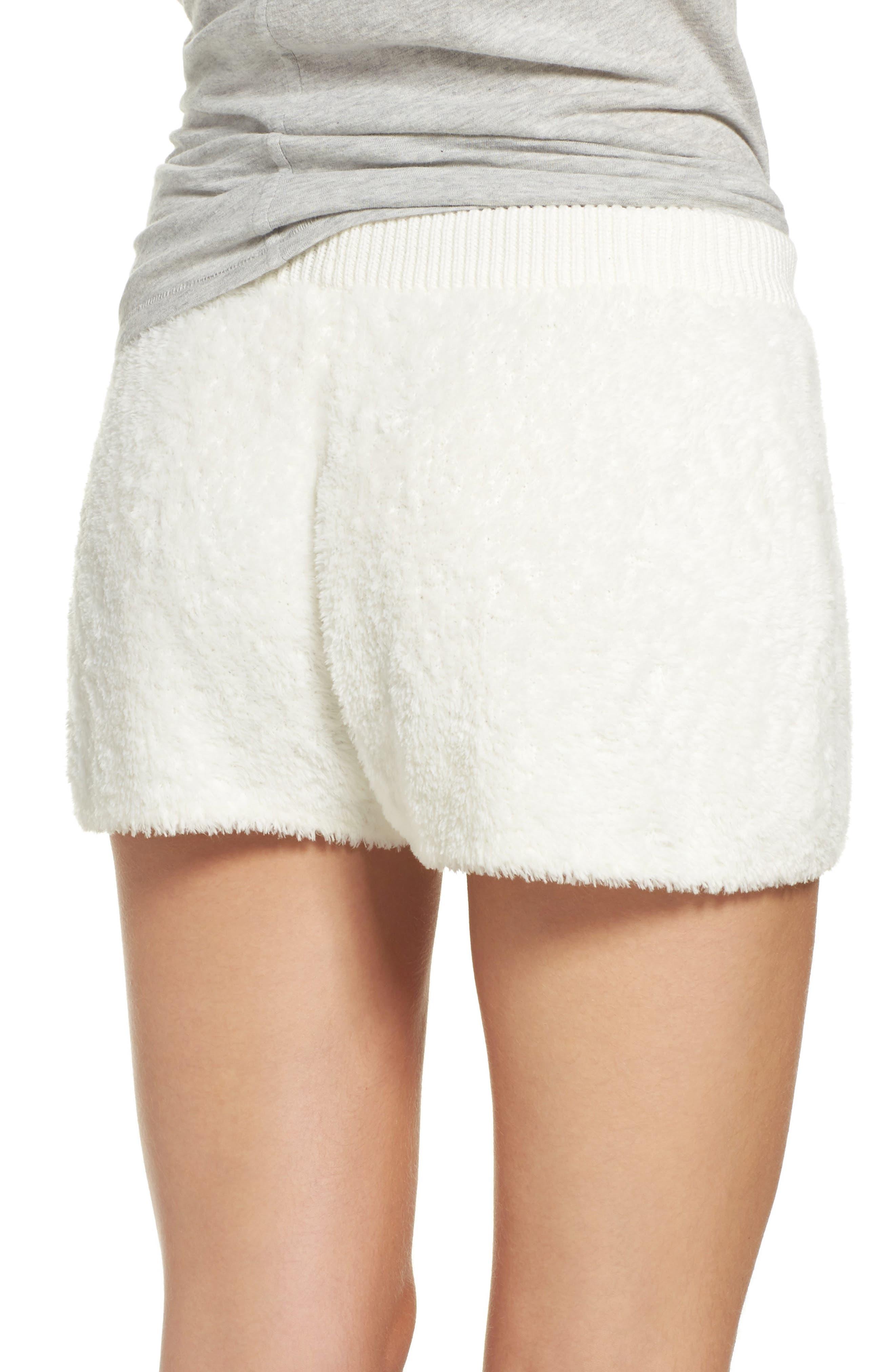 Fuzzy Lounge Shorts,                             Alternate thumbnail 14, color,