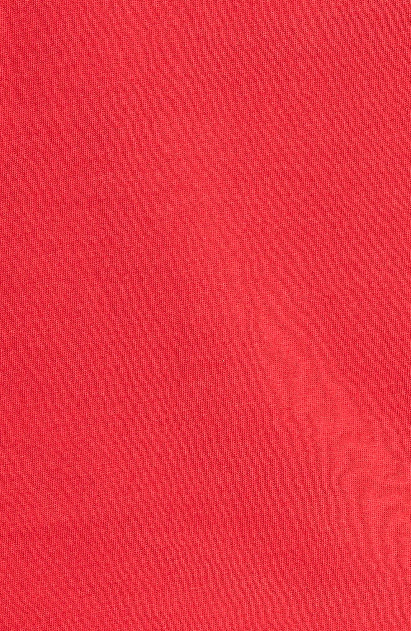 Short Sleeve Cotton Tee,                             Alternate thumbnail 60, color,