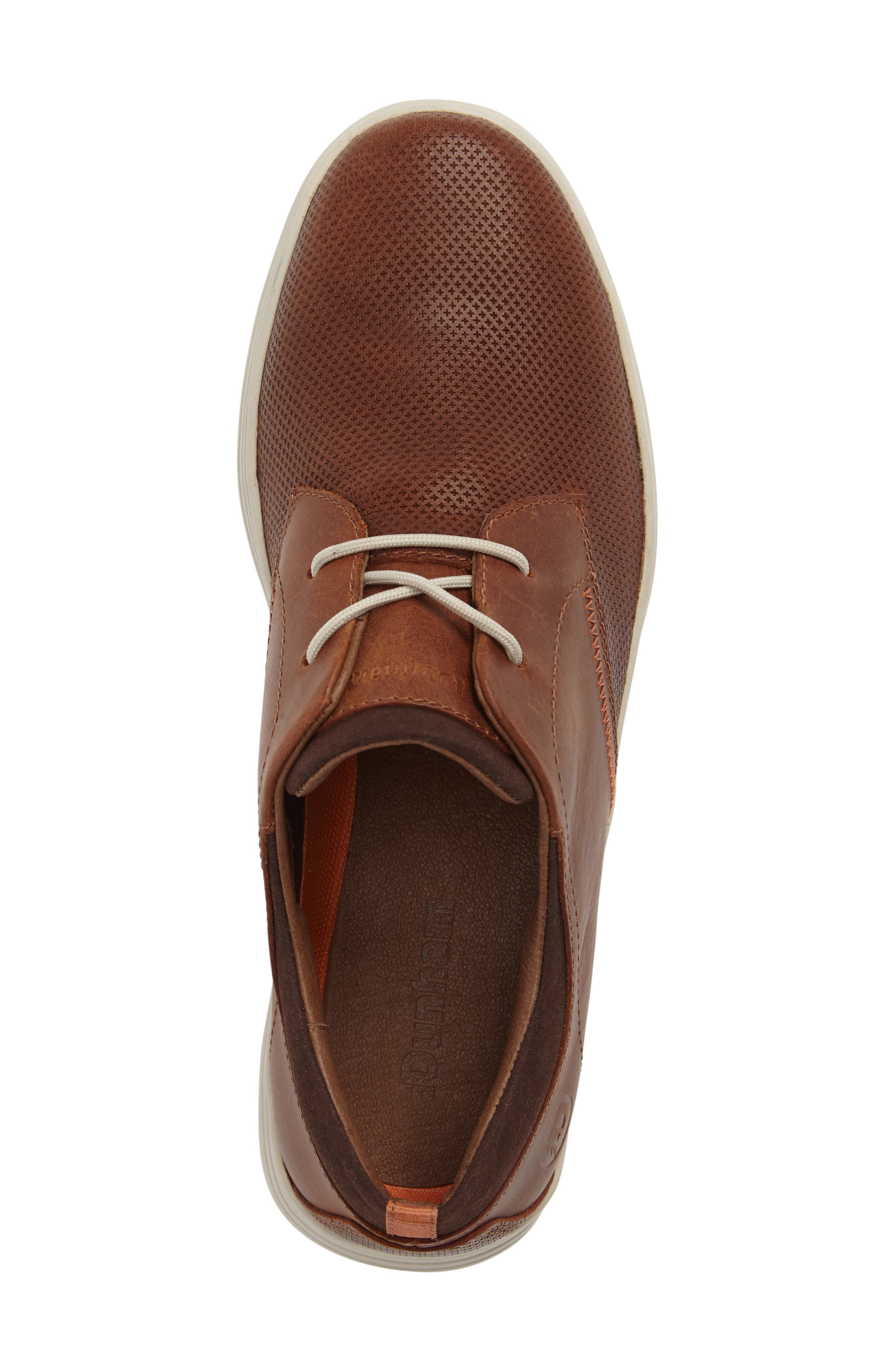 Colchester Embossed Oxford,                             Alternate thumbnail 5, color,                             BROWN