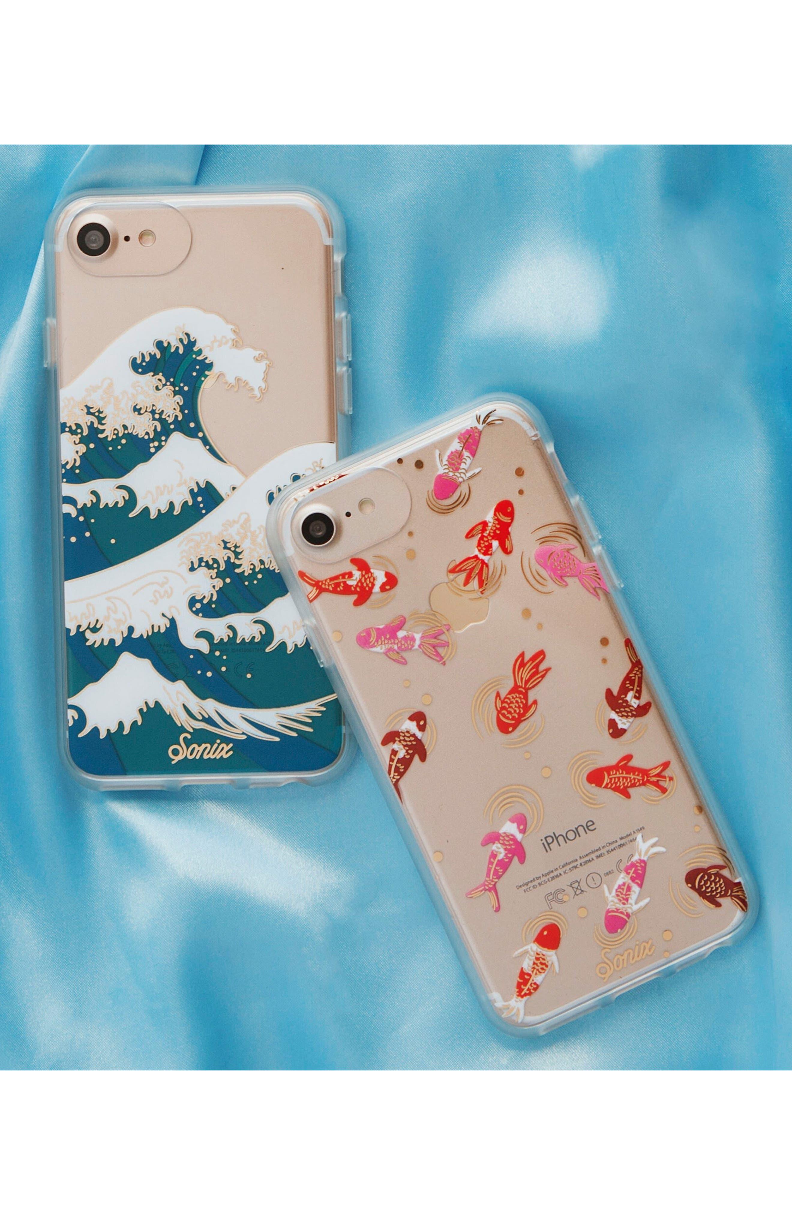 Tokyo Wave iPhone 6/6s/7/8 & 6/6s/7/8 Plus Case,                             Alternate thumbnail 3, color,                             400
