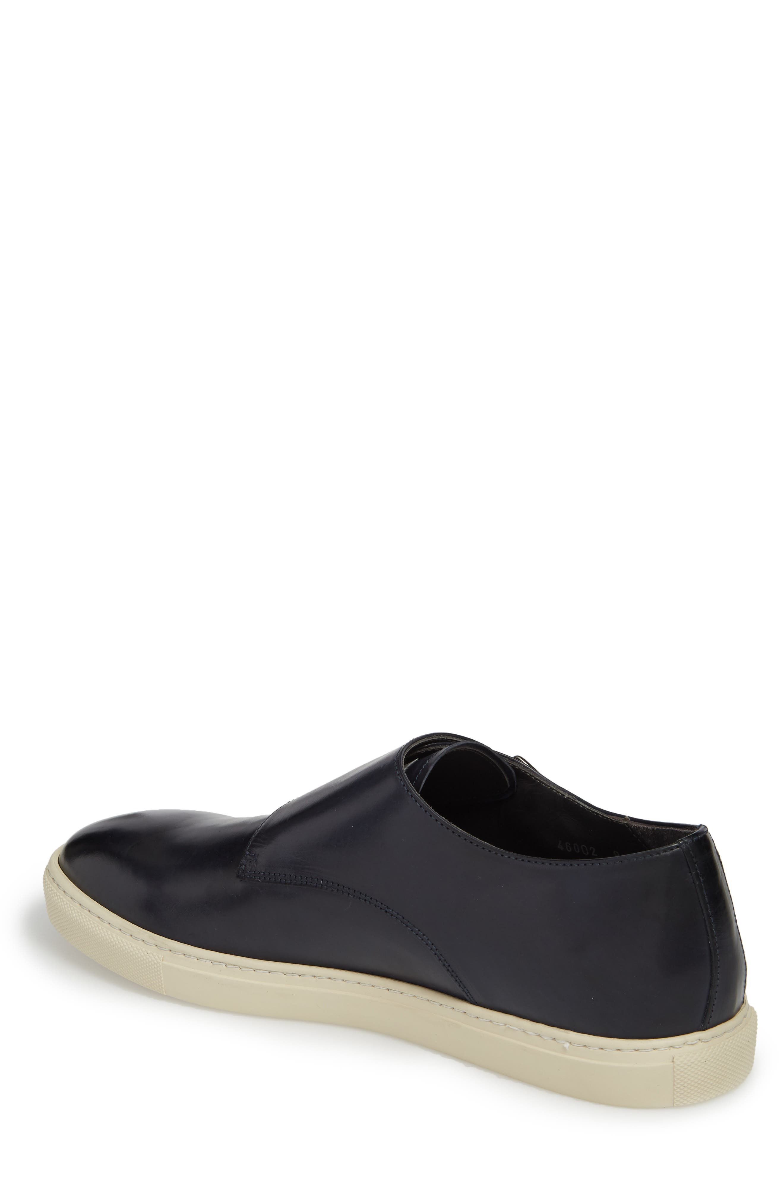 Gildden Double Monk Strap Sneaker,                             Alternate thumbnail 2, color,                             400