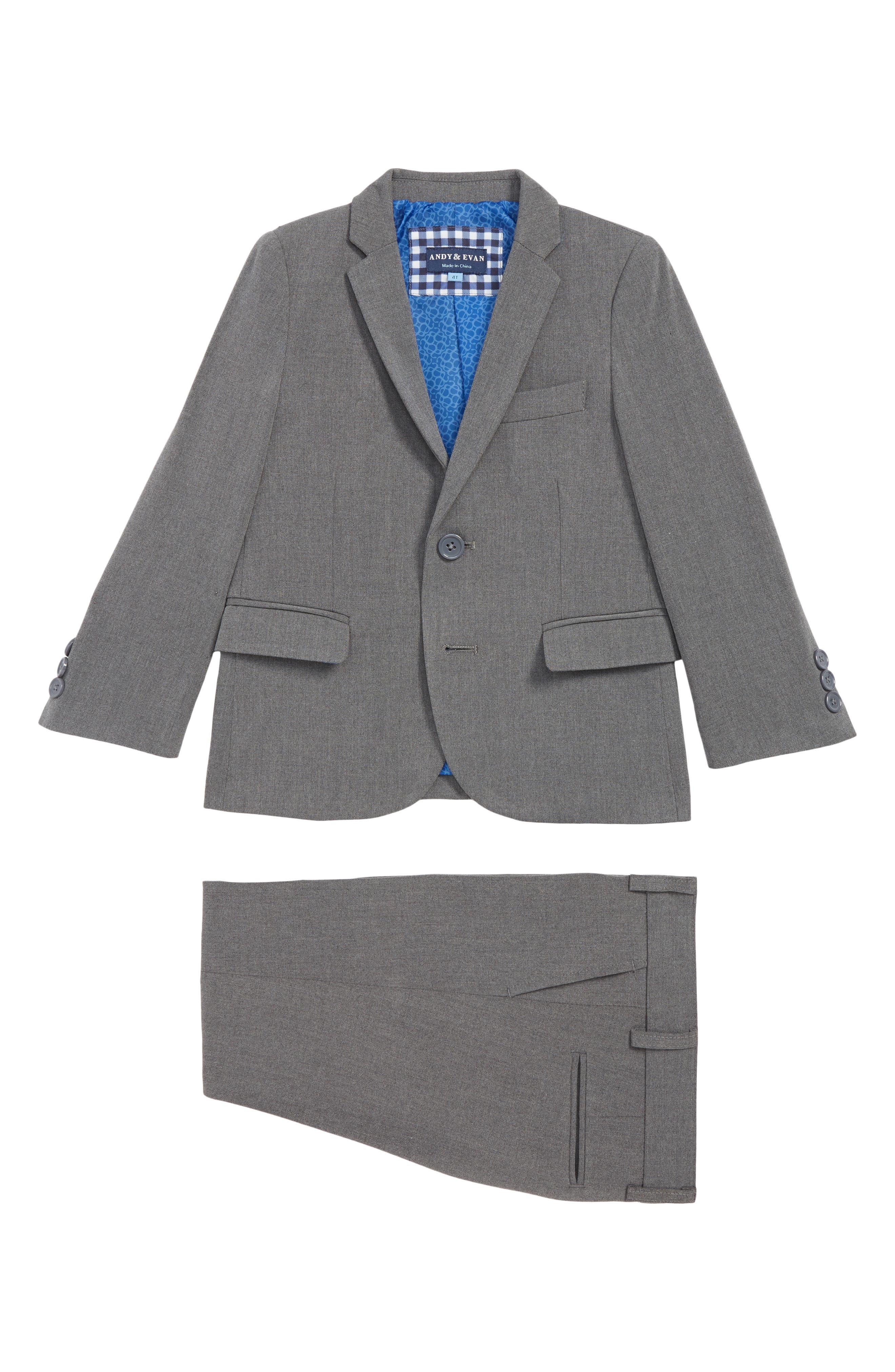 Suit,                             Main thumbnail 1, color,                             020