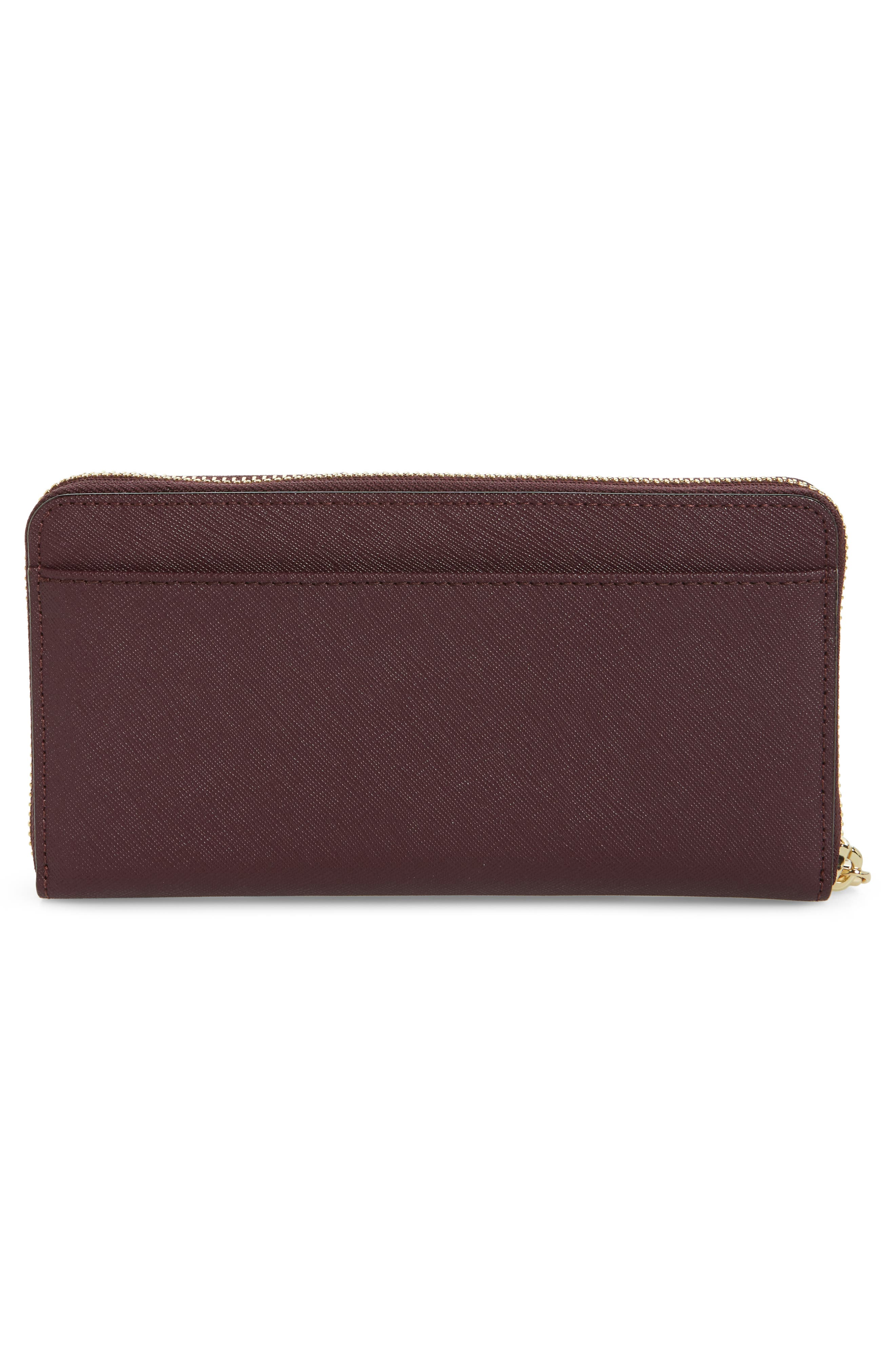 'cameron street - lacey' leather wallet,                             Alternate thumbnail 43, color,