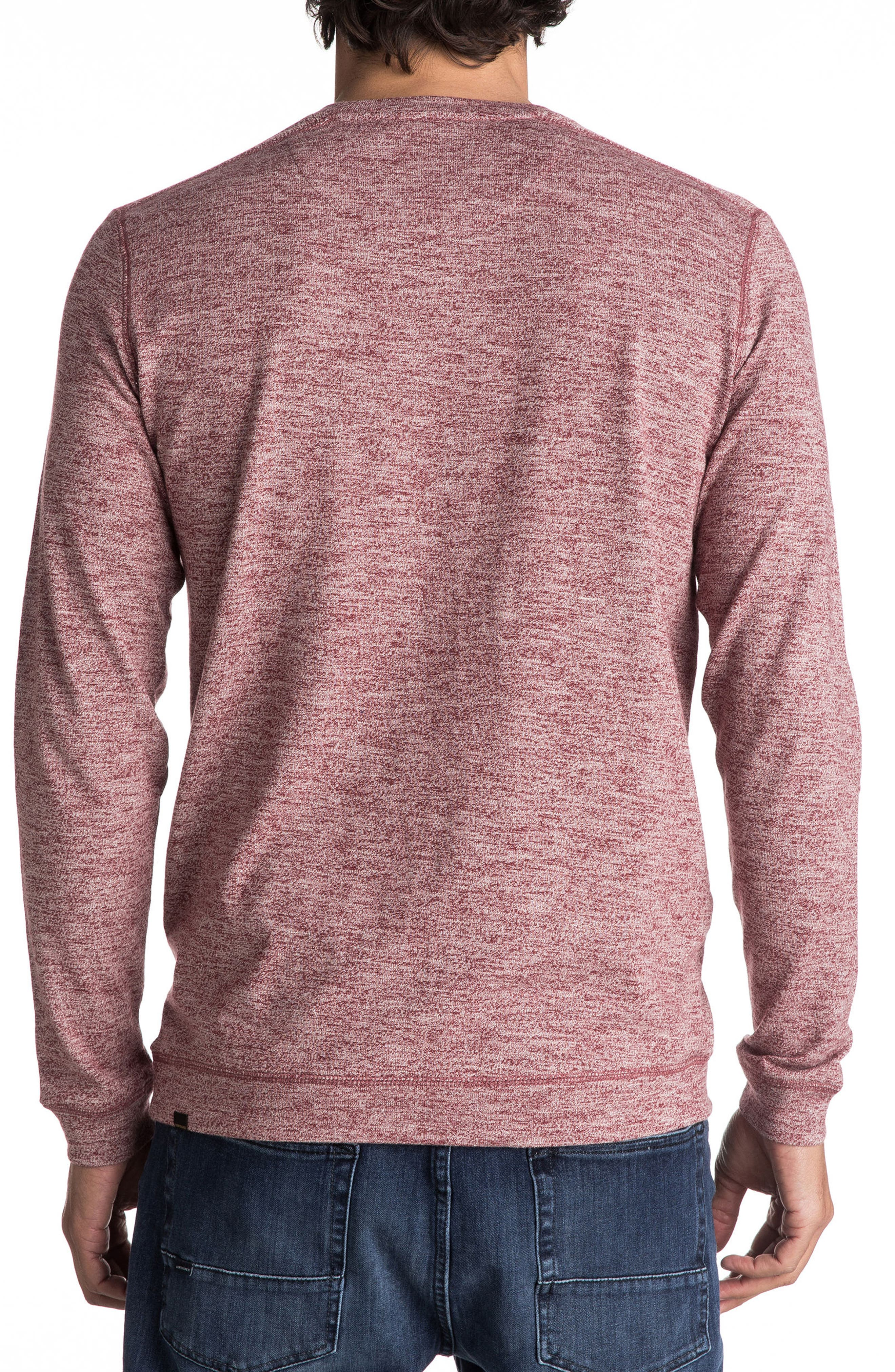 Lindow Marled Sweater,                             Alternate thumbnail 6, color,