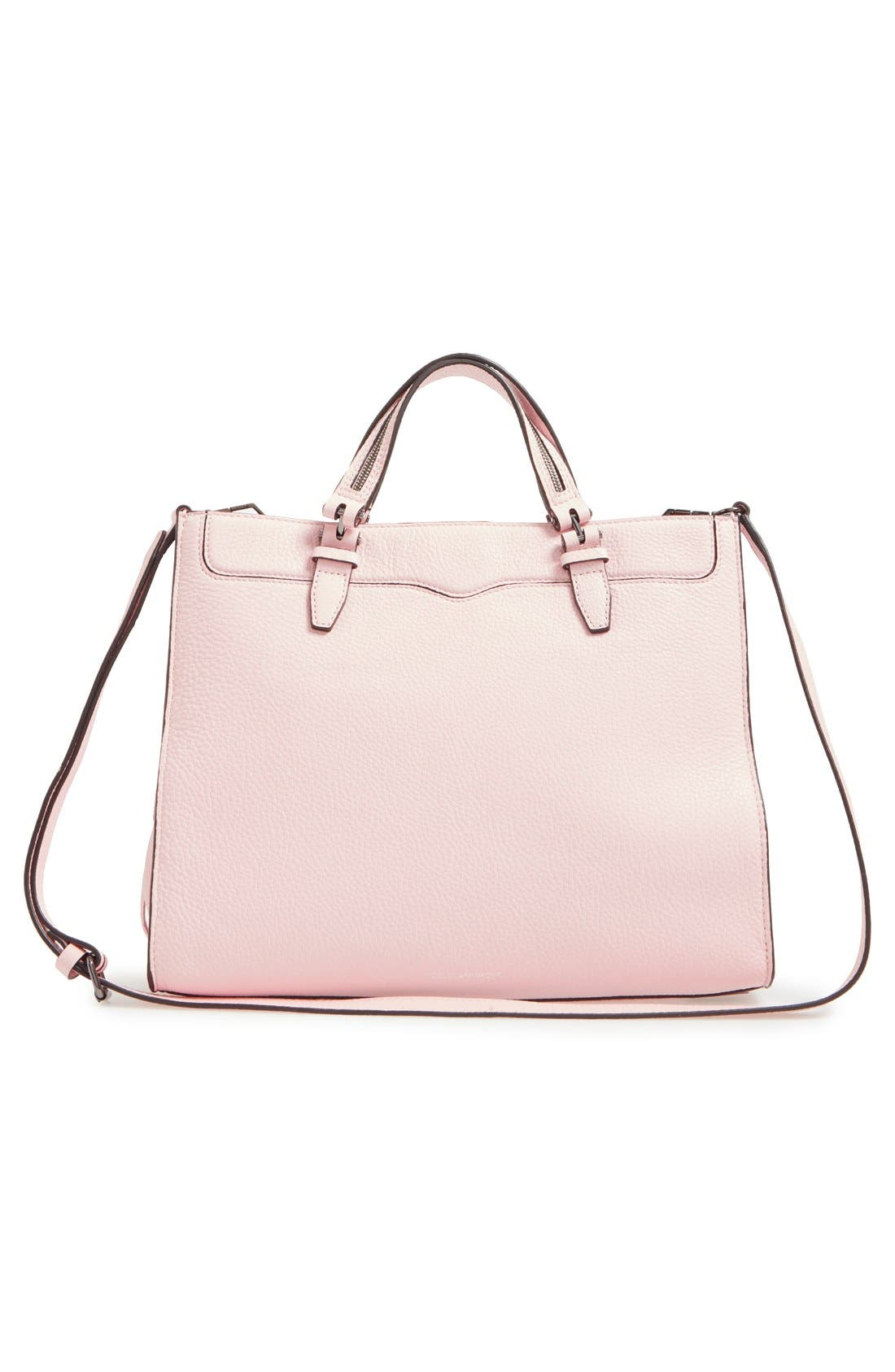 REBECCA MINKOFF,                             'Blair' Tote,                             Alternate thumbnail 3, color,                             650