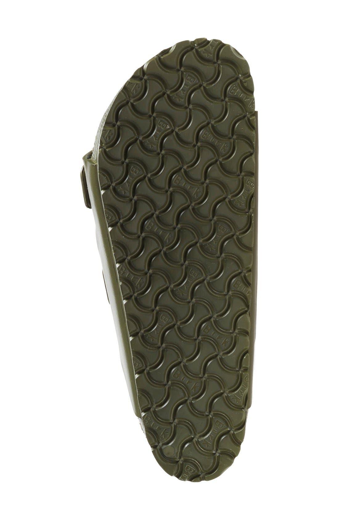 'Essentials - Arizona EVA' Waterproof Slide Sandal,                             Alternate thumbnail 10, color,                             GREEN