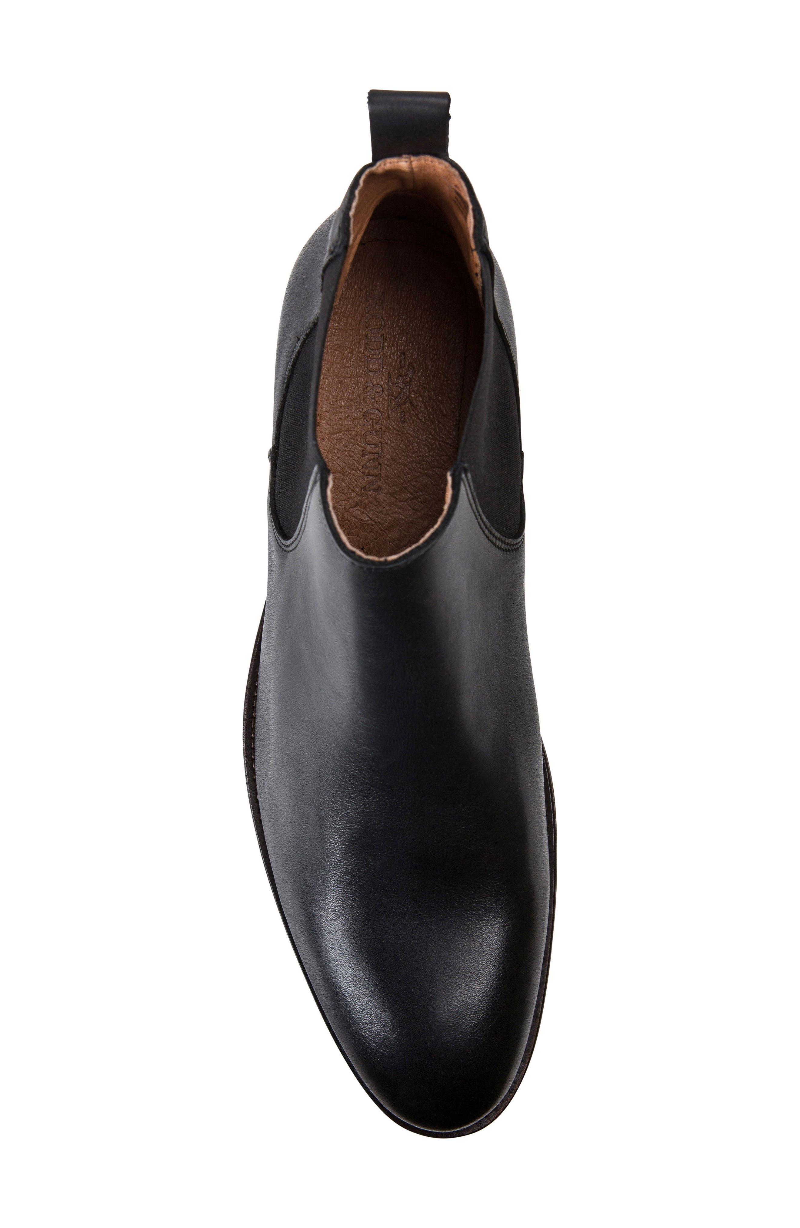 St. Stephens Chelsea Boot,                             Alternate thumbnail 5, color,                             001