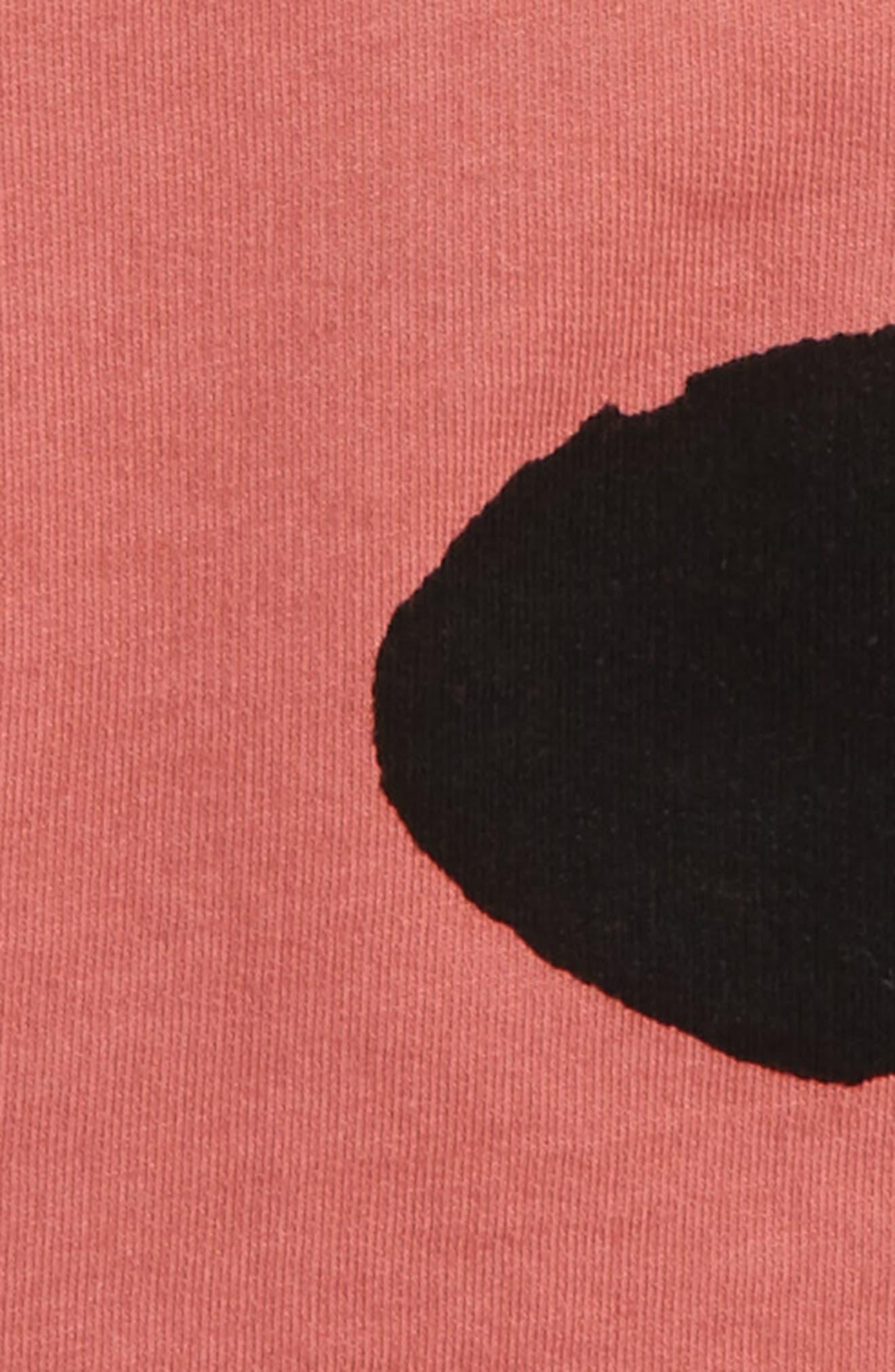 Dot Sweatshirt,                             Alternate thumbnail 2, color,                             600