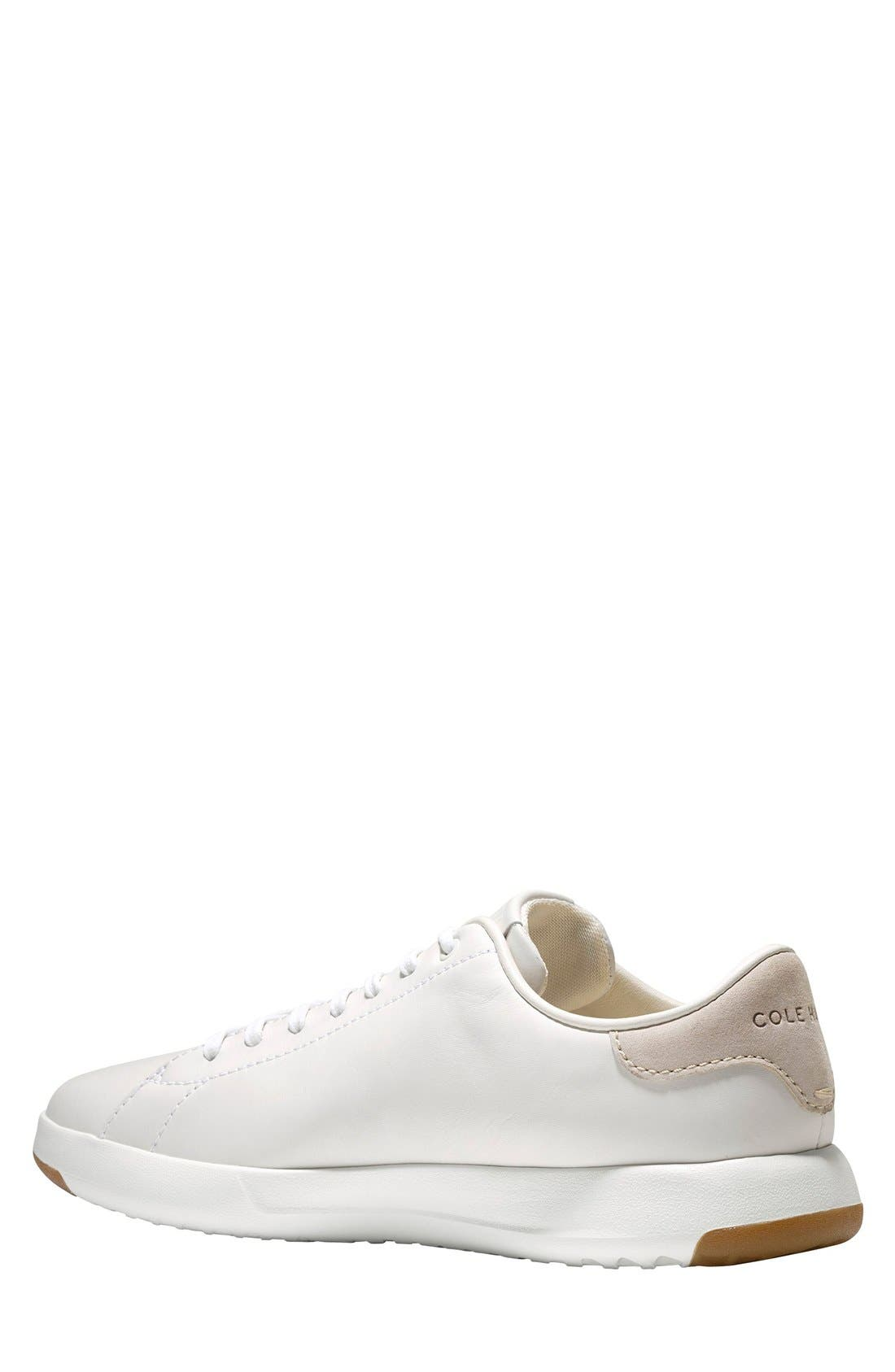GrandPro Tennis Sneaker,                             Alternate thumbnail 9, color,                             WHITE