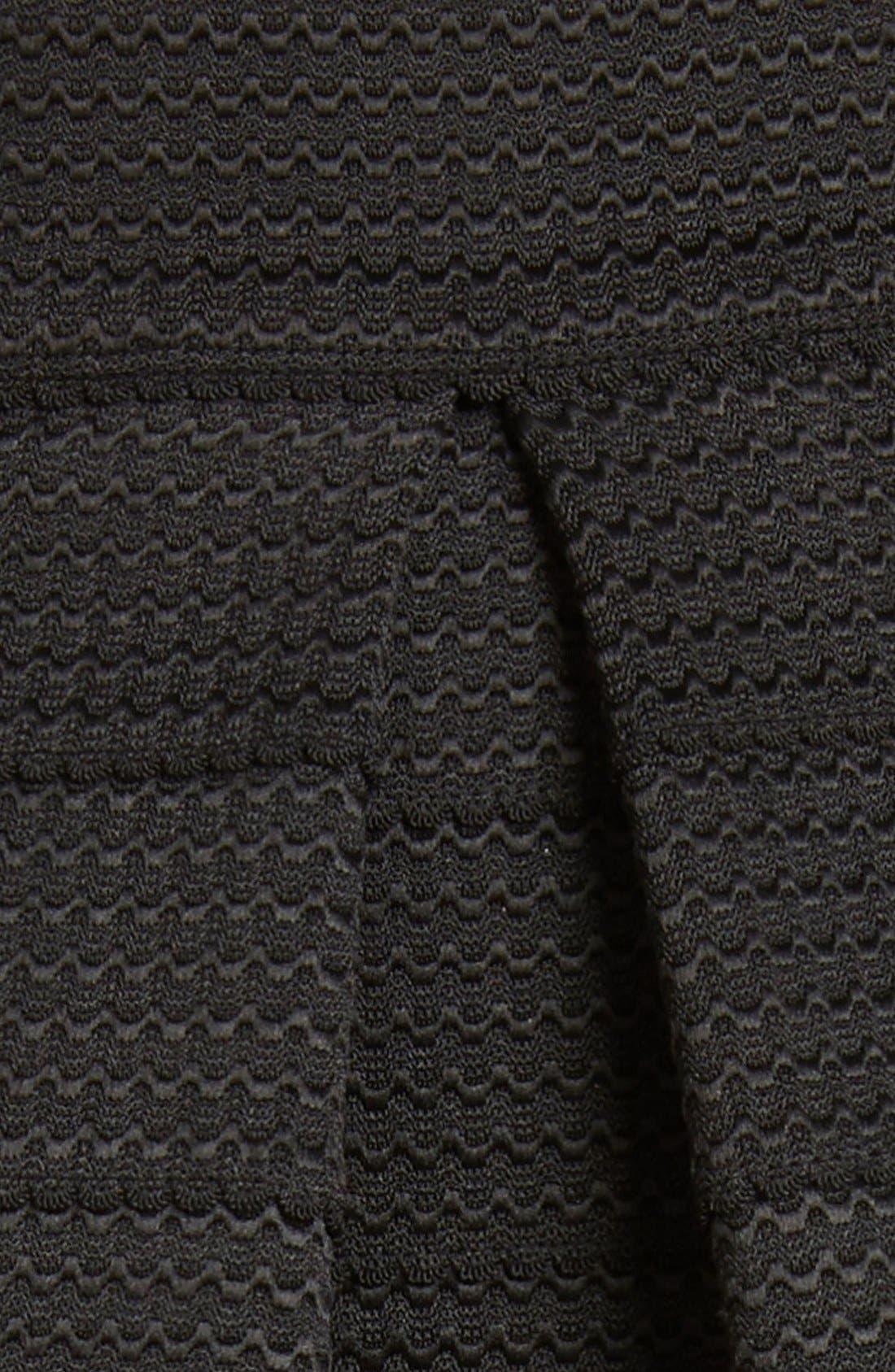 Pleated Skirt,                             Alternate thumbnail 5, color,                             001