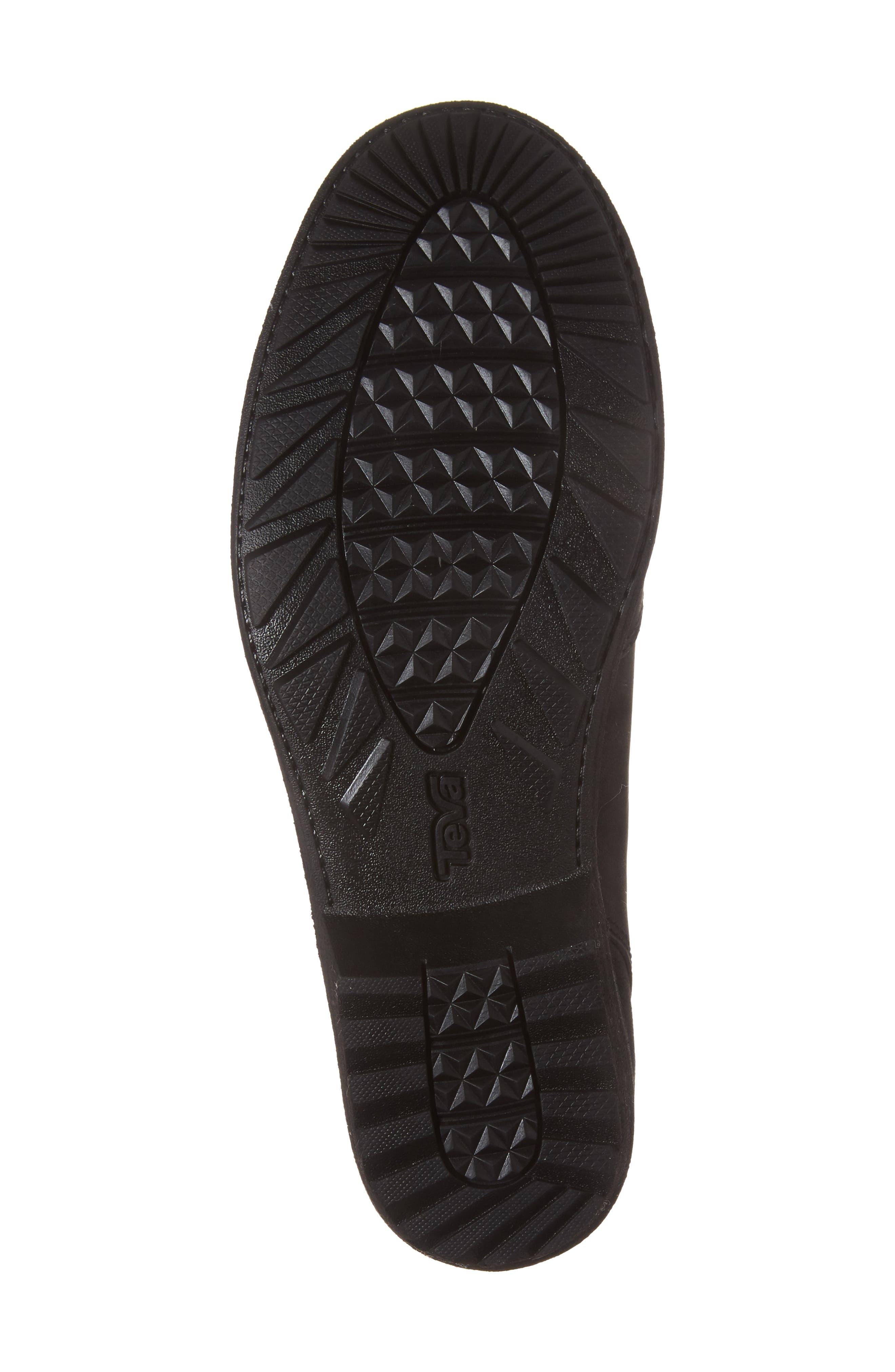 De La Vina Dos Waterproof Sneaker,                             Alternate thumbnail 6, color,                             001