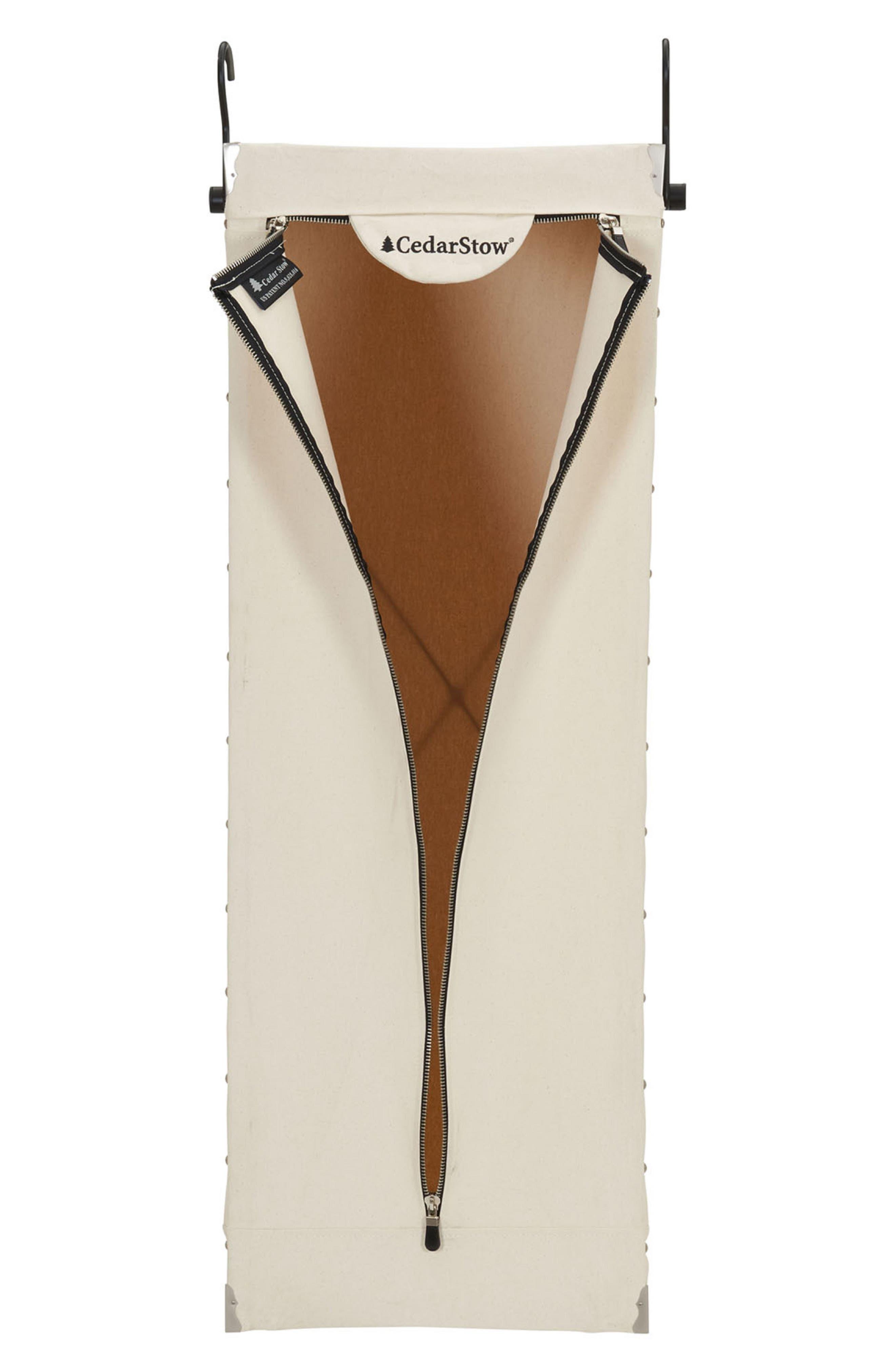 CedarStow Clothing Wardrobe,                             Main thumbnail 1, color,                             BEIGE AND CEDAR