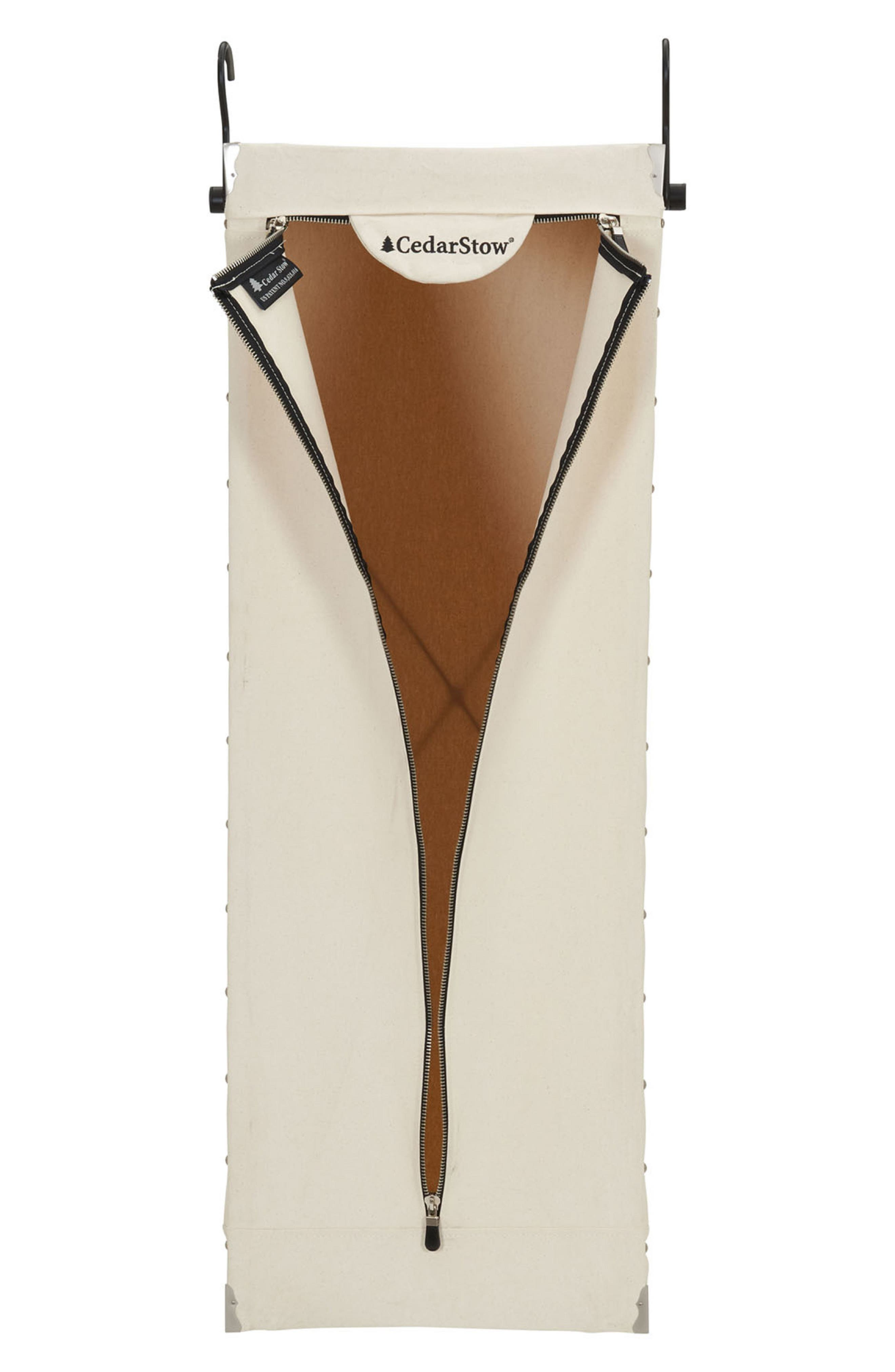 CedarStow Clothing Wardrobe, Main, color, BEIGE AND CEDAR