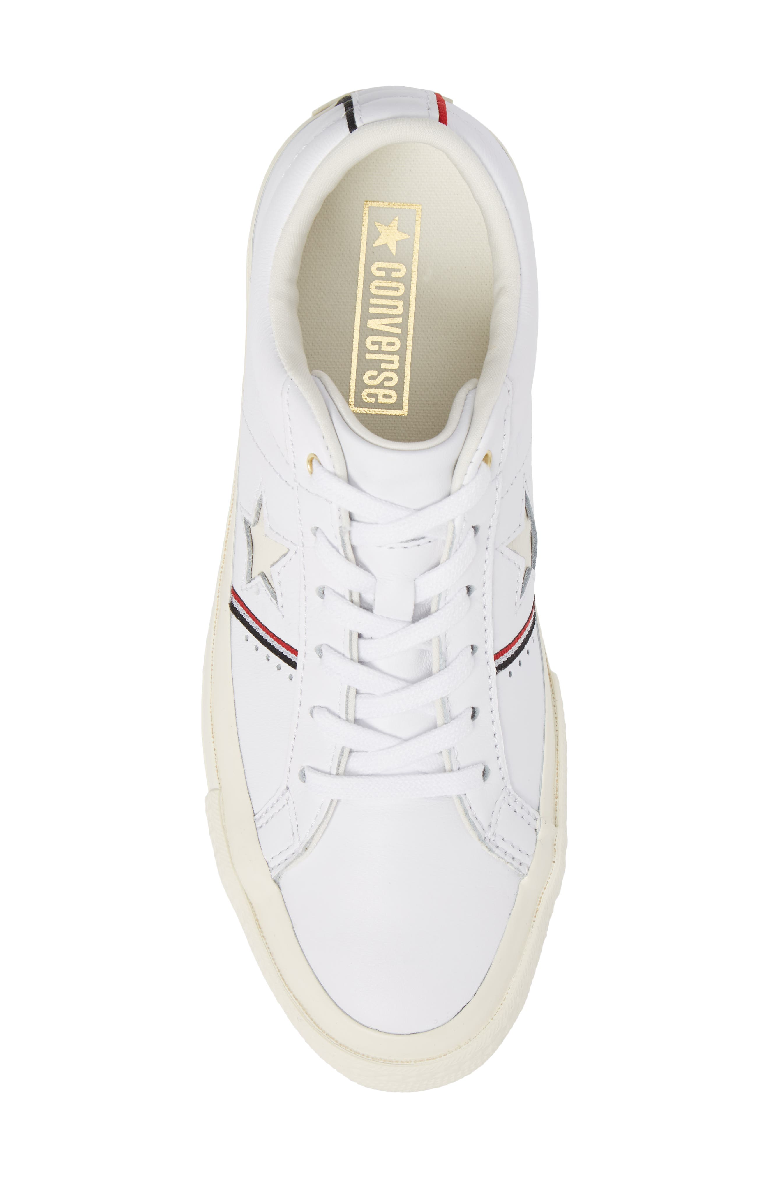 One Star Piping Sneaker,                             Alternate thumbnail 14, color,