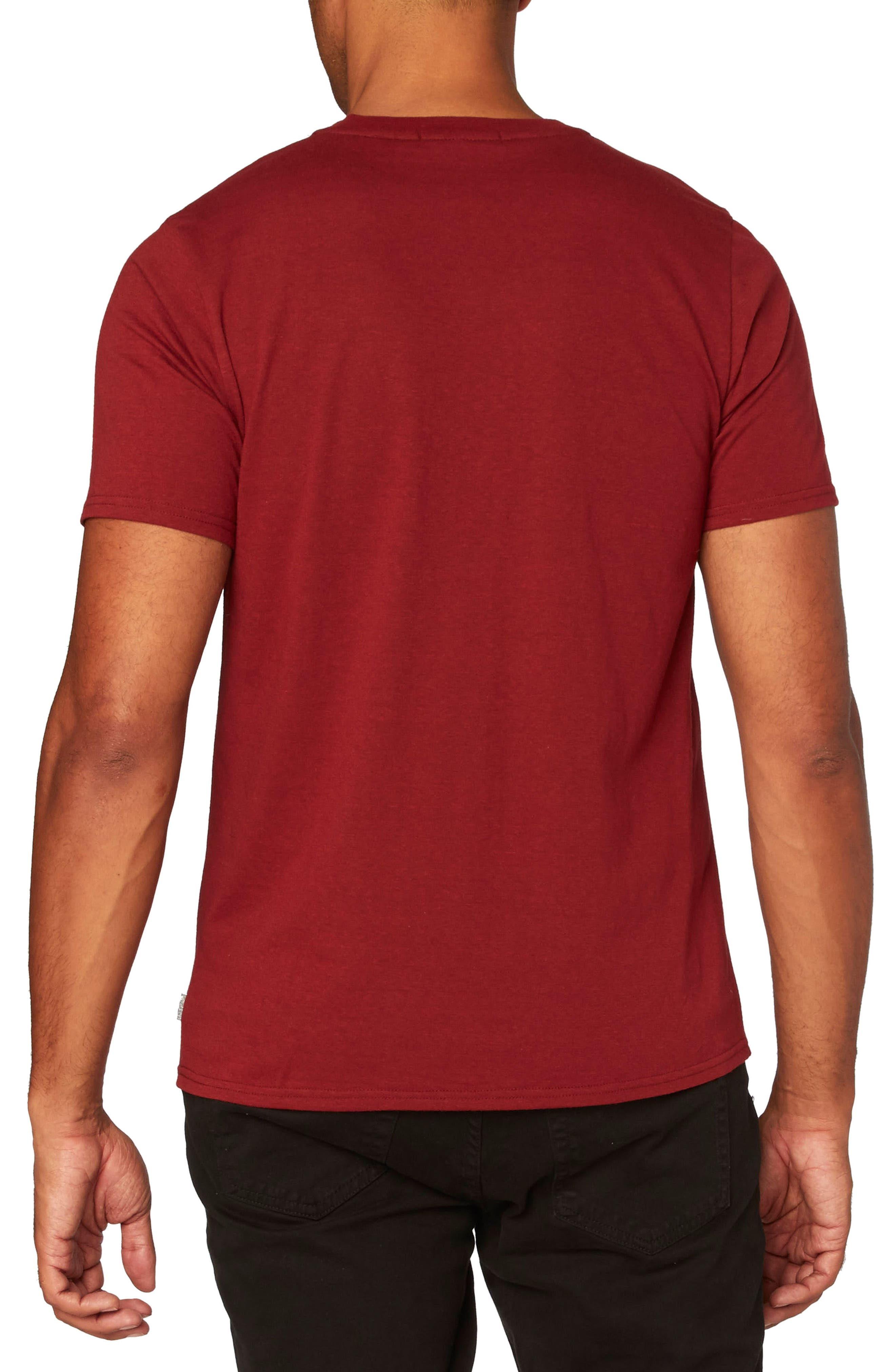 Threads for Thought Heather V-Neck,                             Alternate thumbnail 18, color,