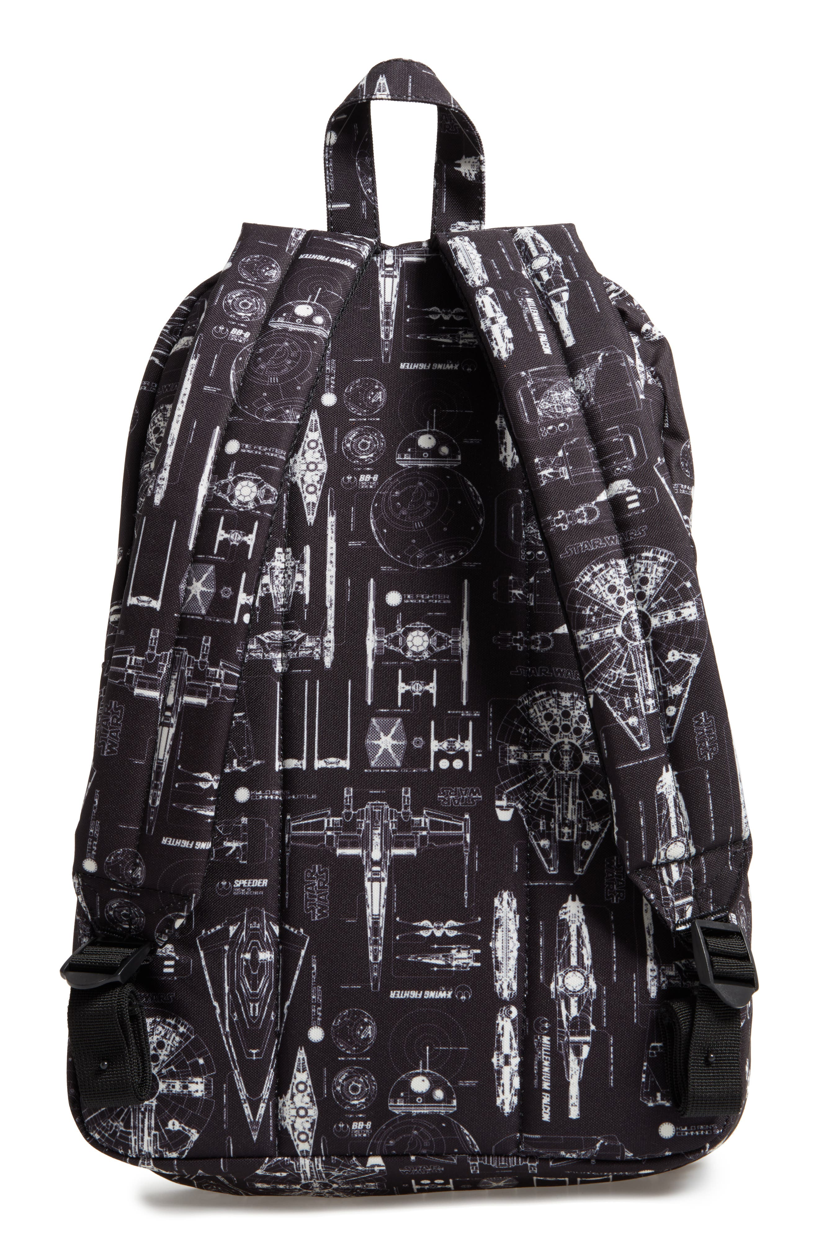 Star Wars<sup>™</sup> The Force Awakens Blueprint Backpack,                             Alternate thumbnail 3, color,                             001