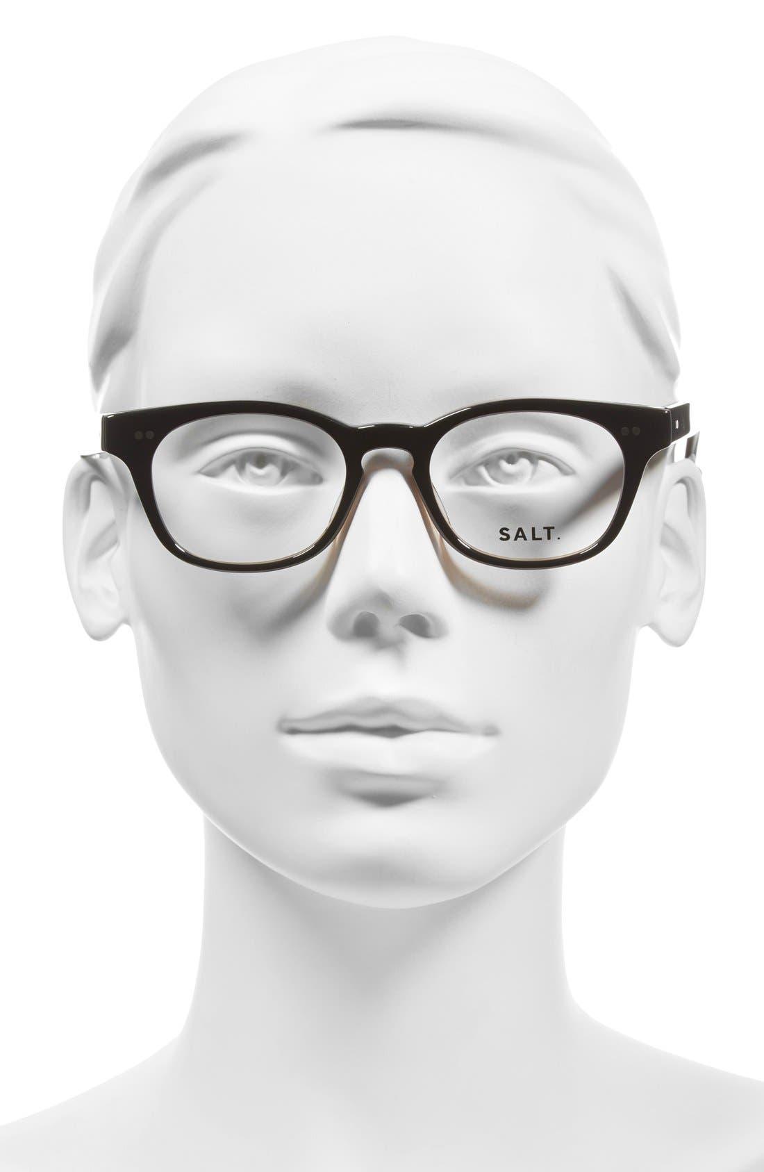 'Landry' 46mm Optical Glasses,                             Alternate thumbnail 2, color,                             002