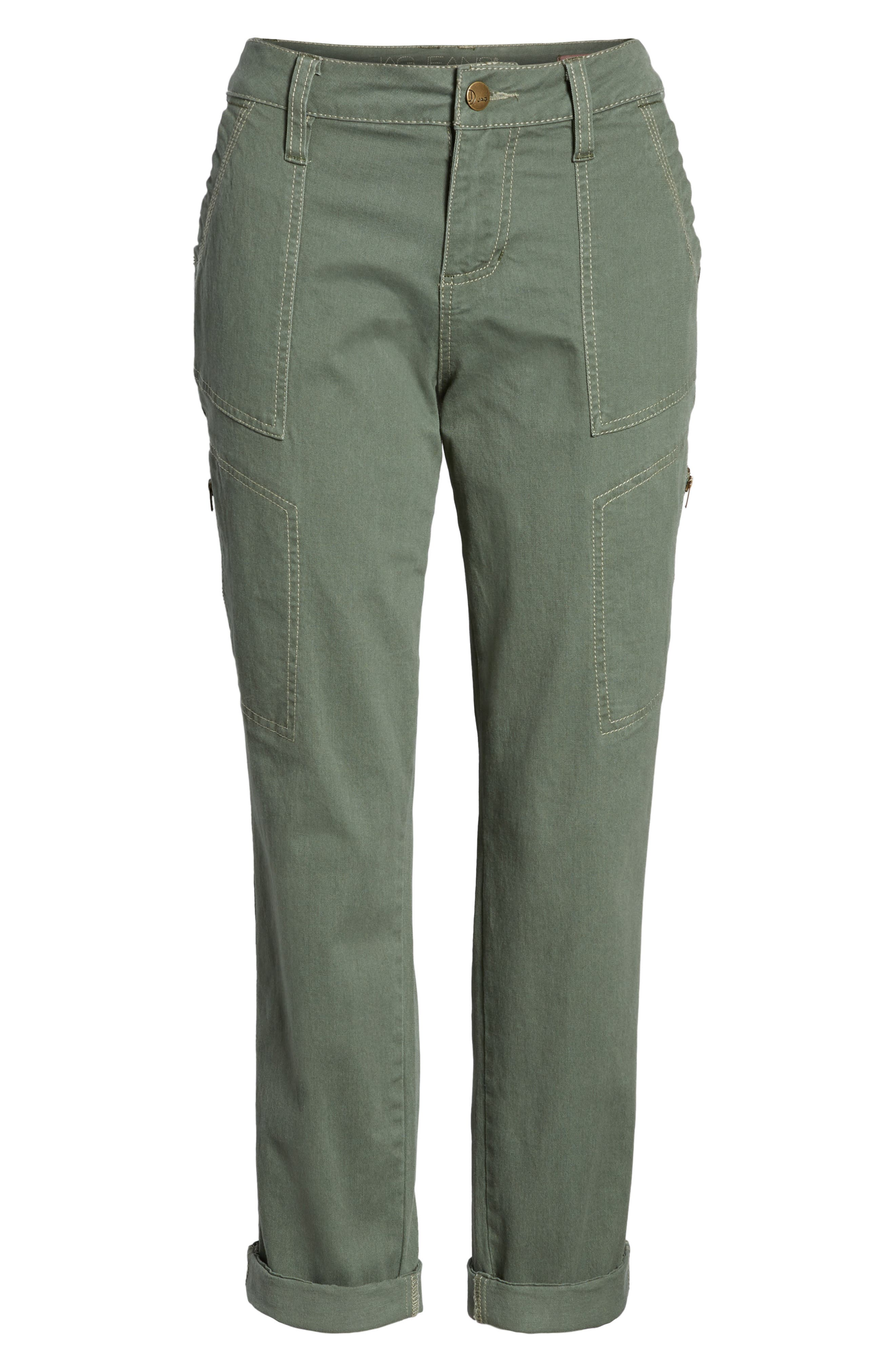Gable Stretch Twill Utility Pants,                             Alternate thumbnail 23, color,