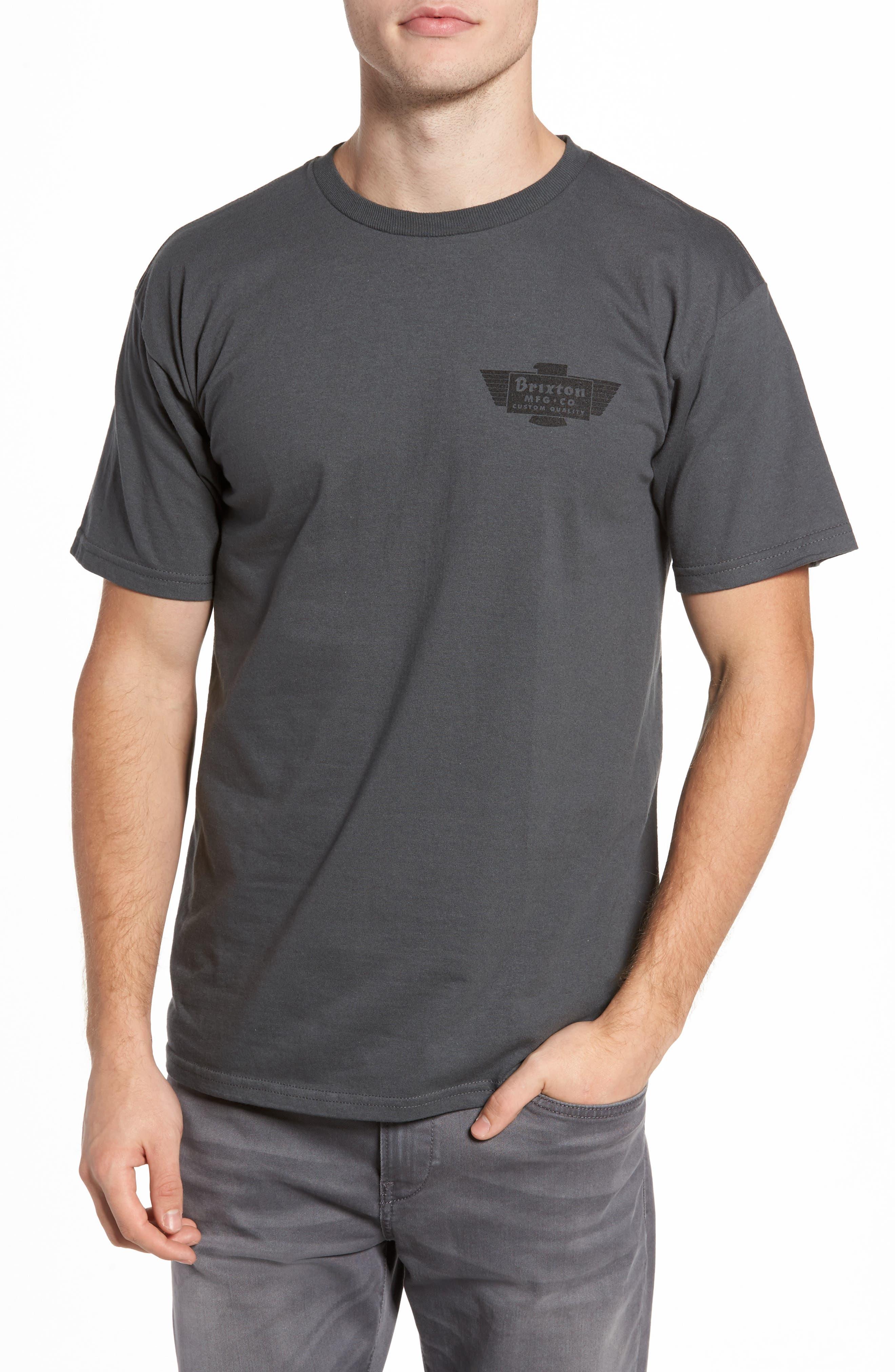 Cylinder Standard T-Shirt,                             Main thumbnail 1, color,                             050