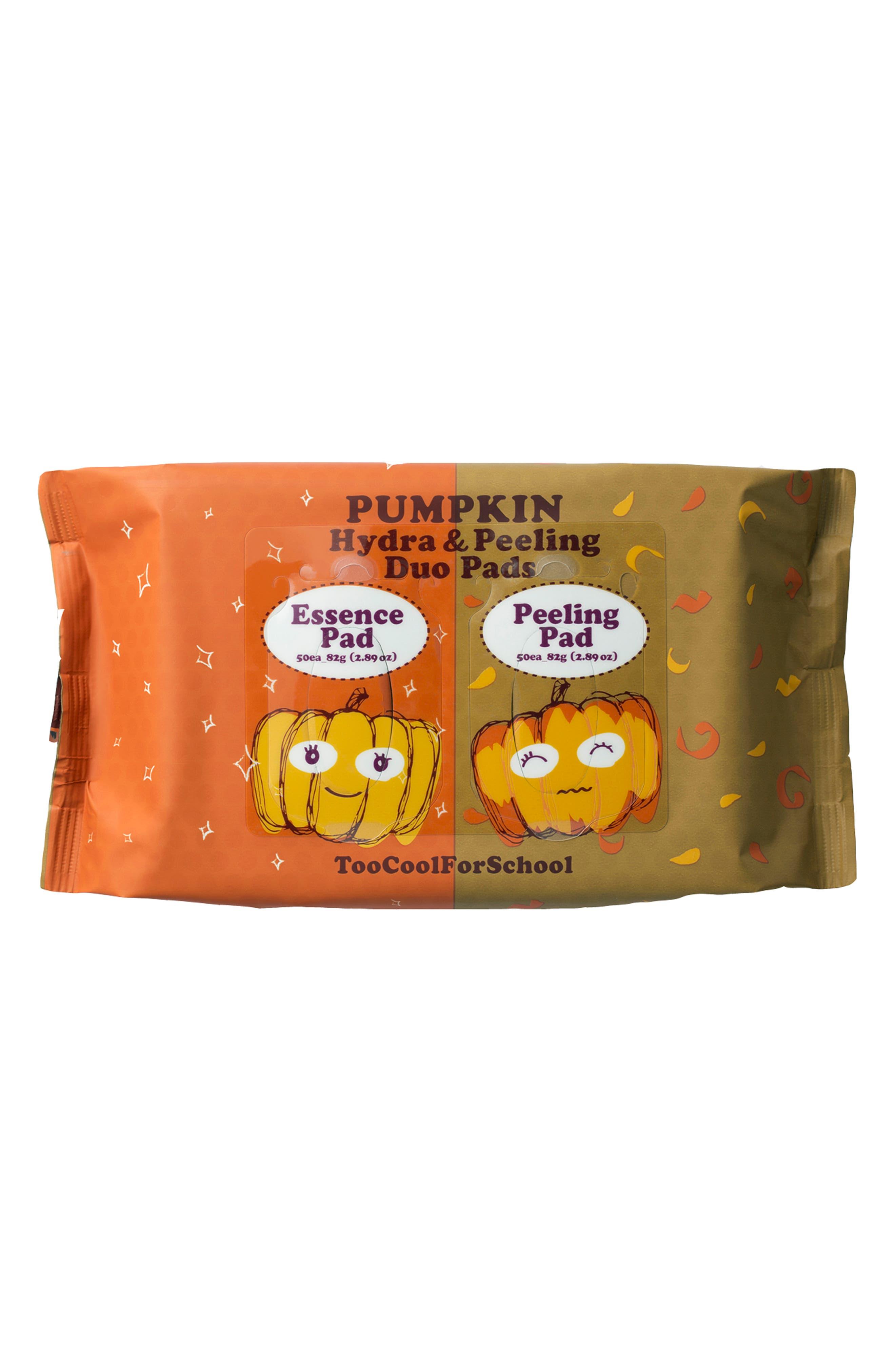 Pumpkin Hydra & Peeling Duo Pads,                             Main thumbnail 1, color,                             NO COLOR