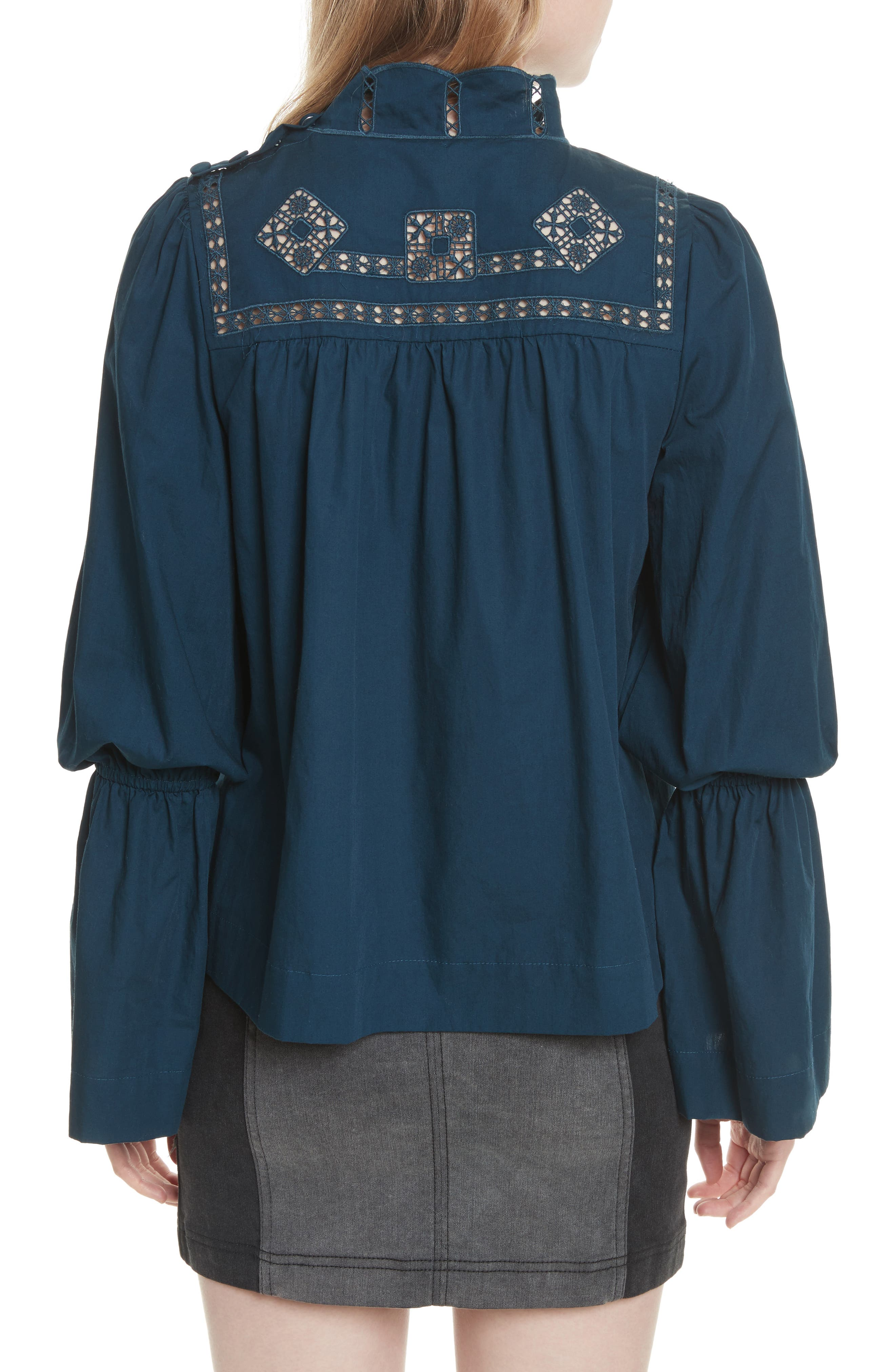 Another Eternity Blouse,                             Alternate thumbnail 2, color,                             440