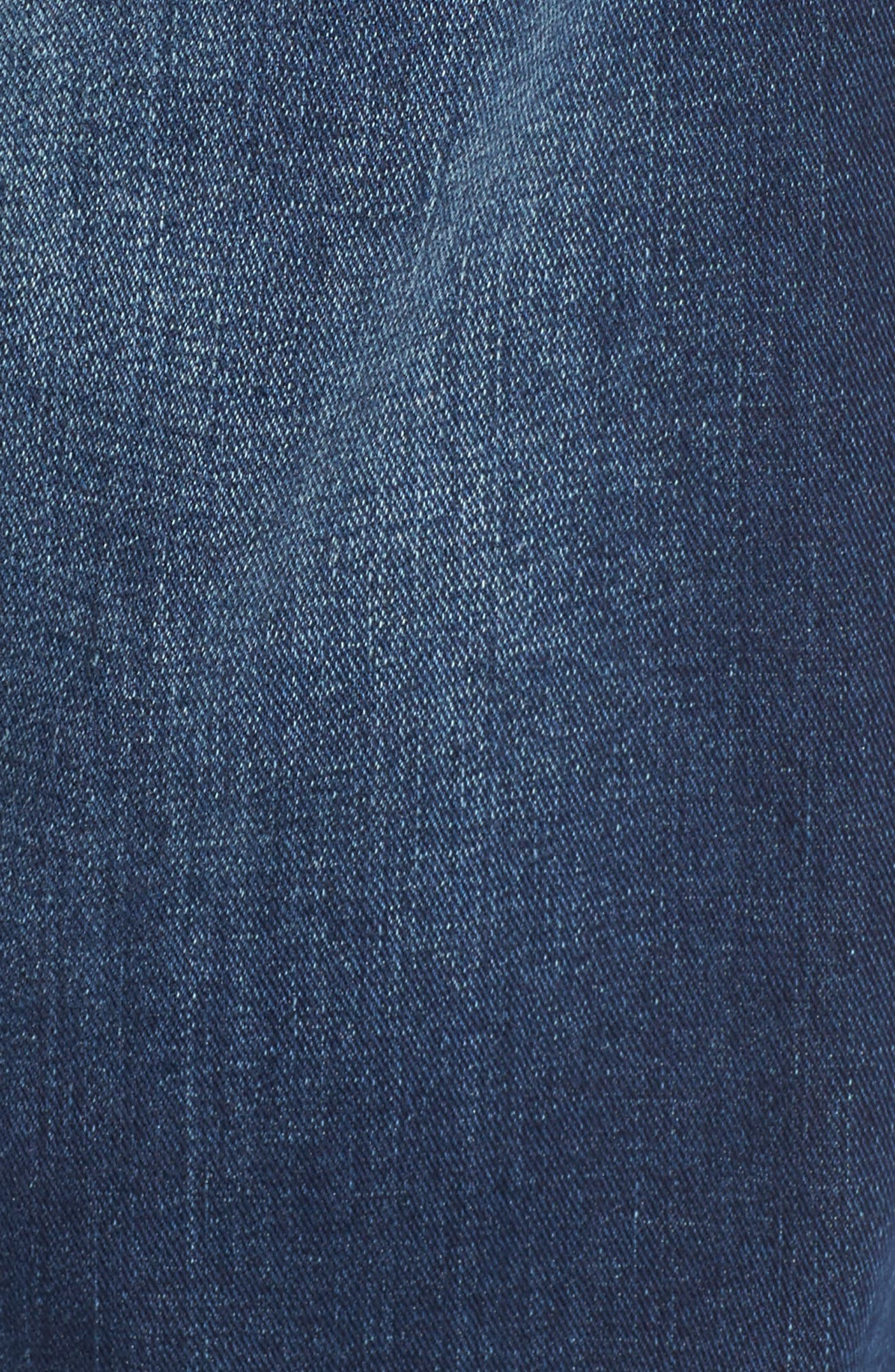 Maverick Stretch Slim Fit Jeans,                             Alternate thumbnail 5, color,                             400