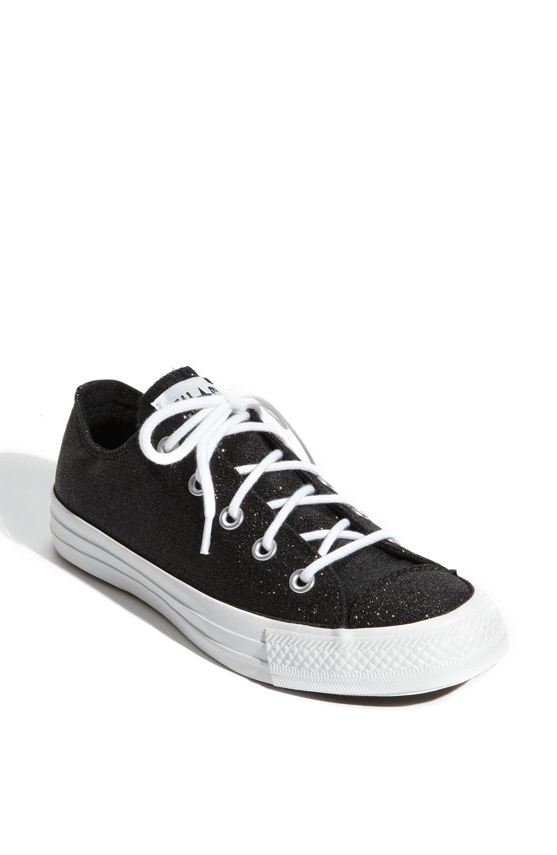 Chuck Taylor<sup>®</sup> 'Winter Glitz' Sneaker,                         Main,                         color, 001
