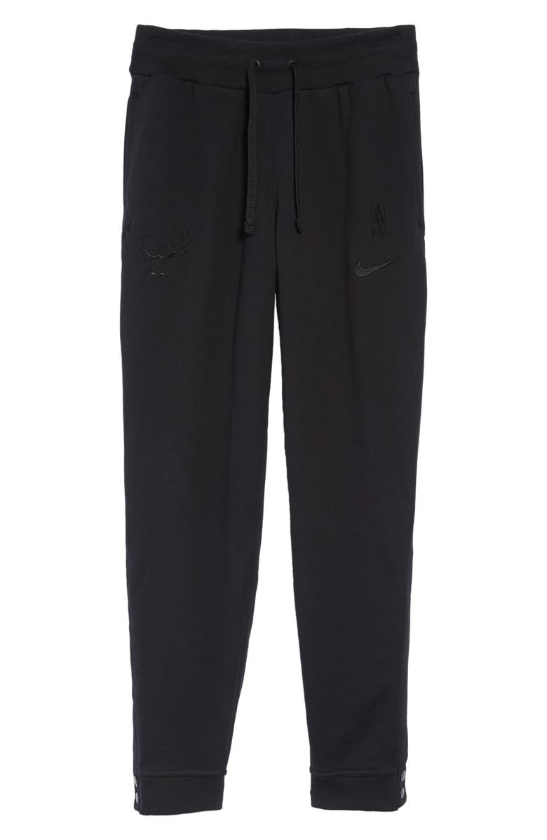 Nike Chicago Bulls Courtside Snap Track Pants Nordstrom
