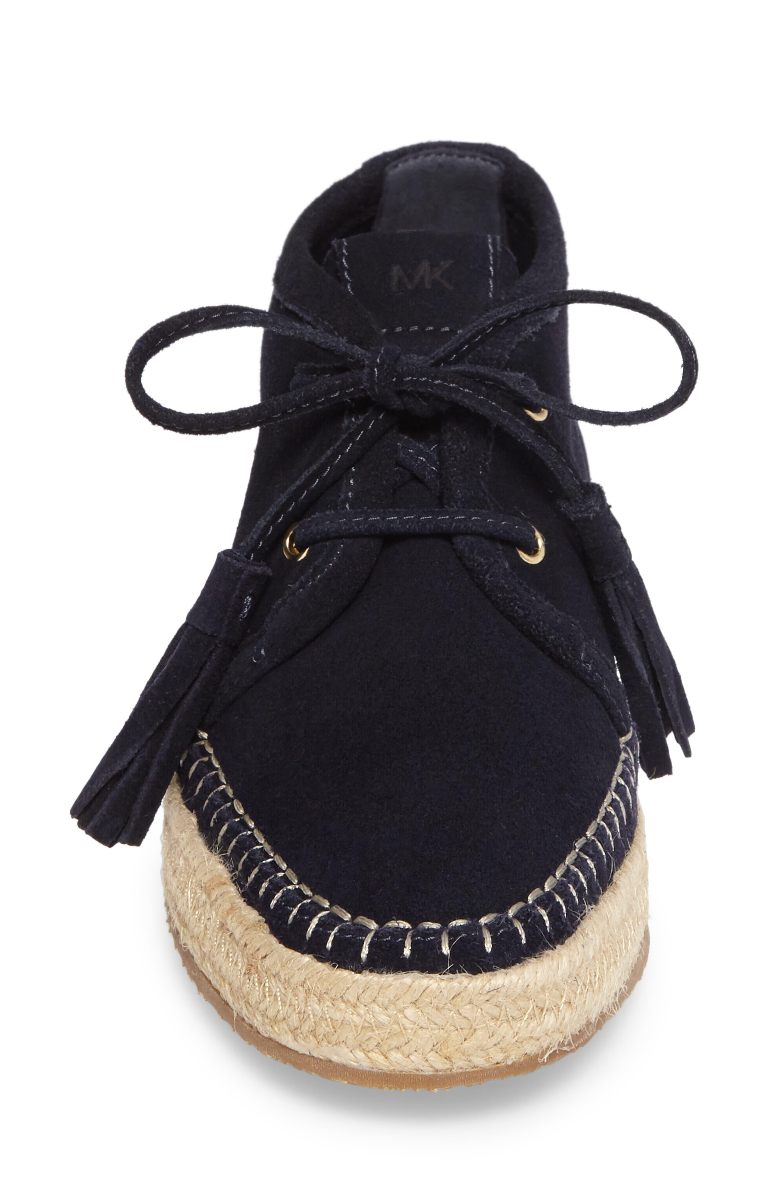 Kendrick Wedge Sneaker,                             Alternate thumbnail 8, color,