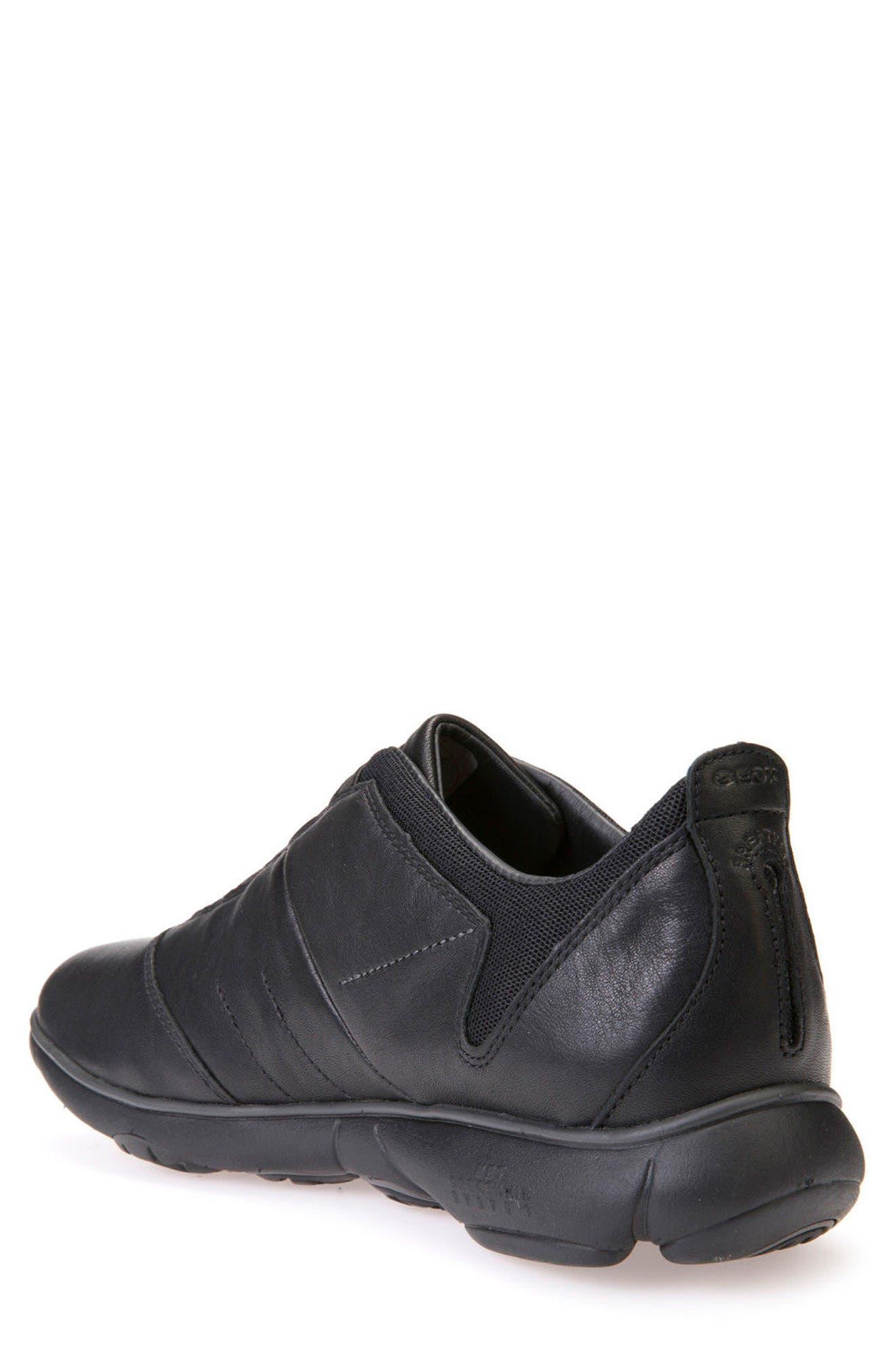 'Nebula 8' Sneaker,                             Alternate thumbnail 2, color,                             BLACK