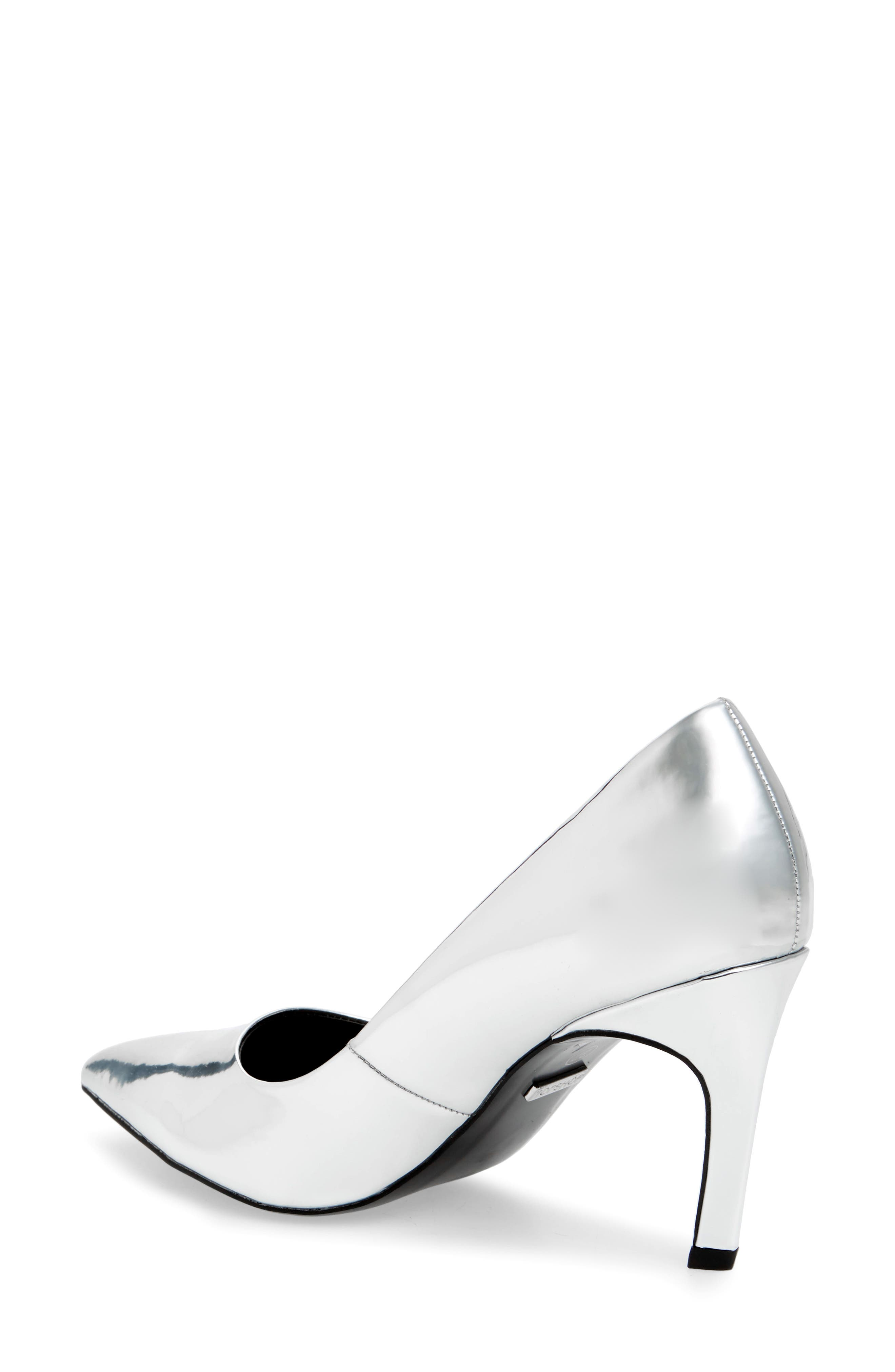 Glimpse Pointy Toe Pump,                             Alternate thumbnail 2, color,