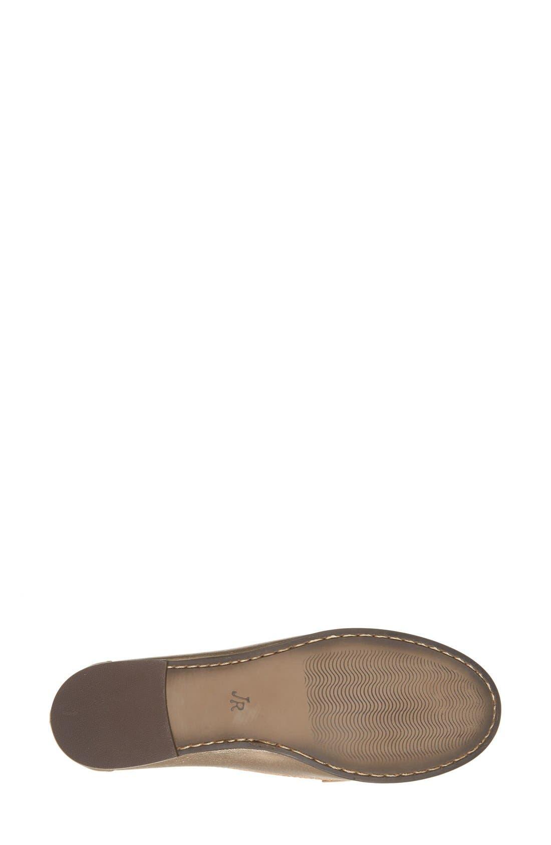 'Quinn' Leather Loafer,                             Alternate thumbnail 20, color,