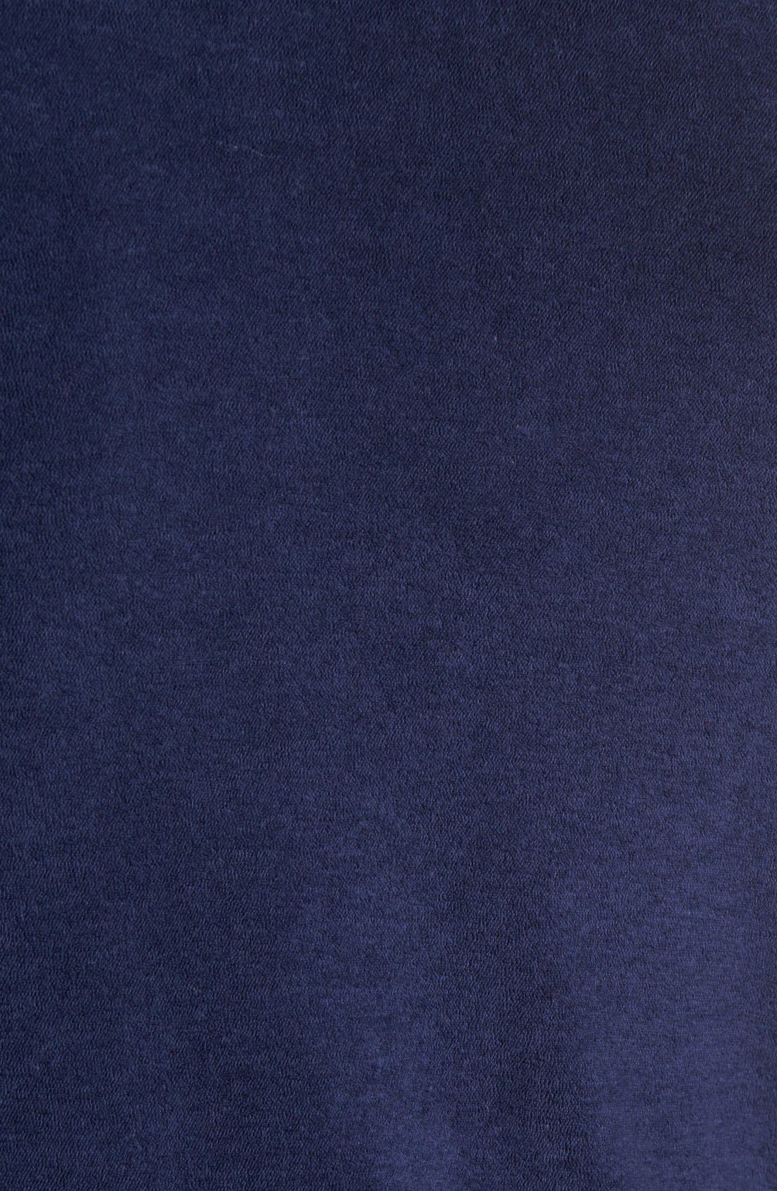 Terry Polo,                             Alternate thumbnail 5, color,                             NAVY BLUE