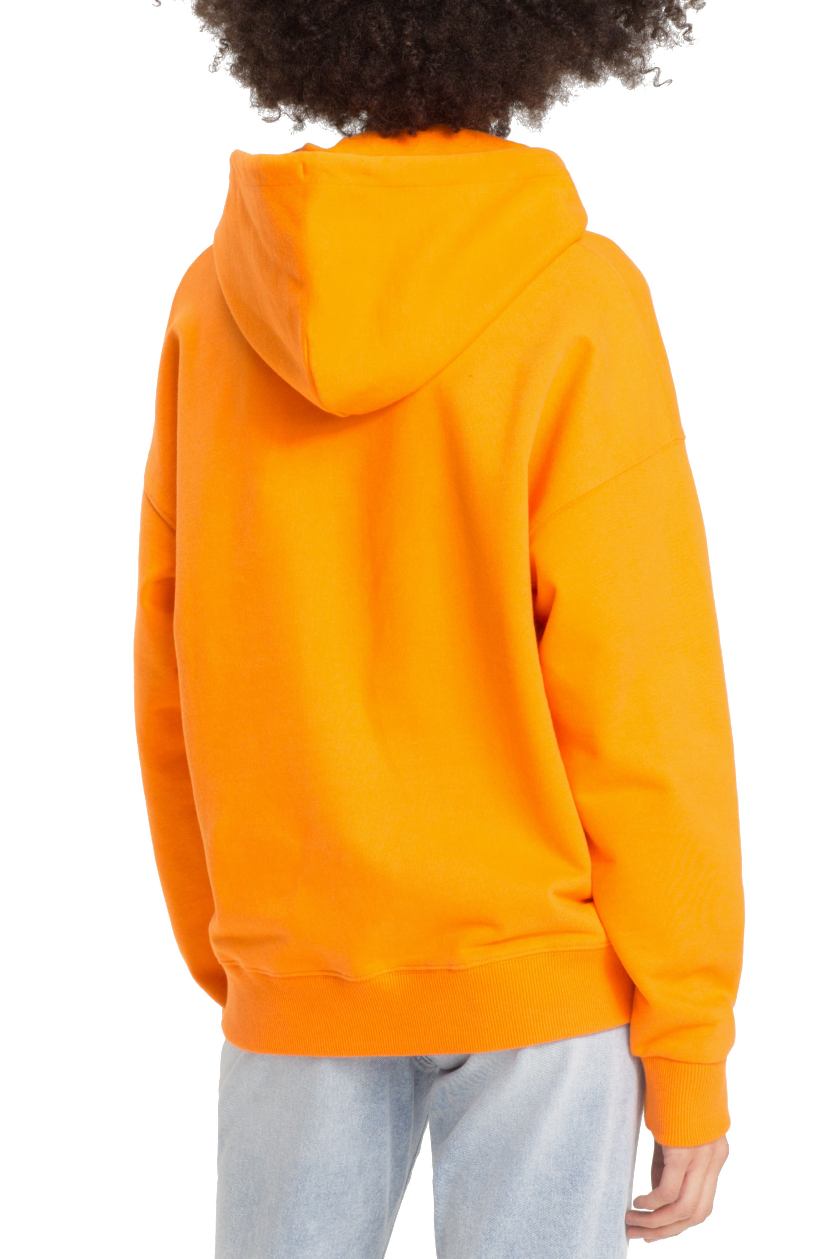 TJW Embroidered Logo Hoodie,                             Alternate thumbnail 2, color,                             803