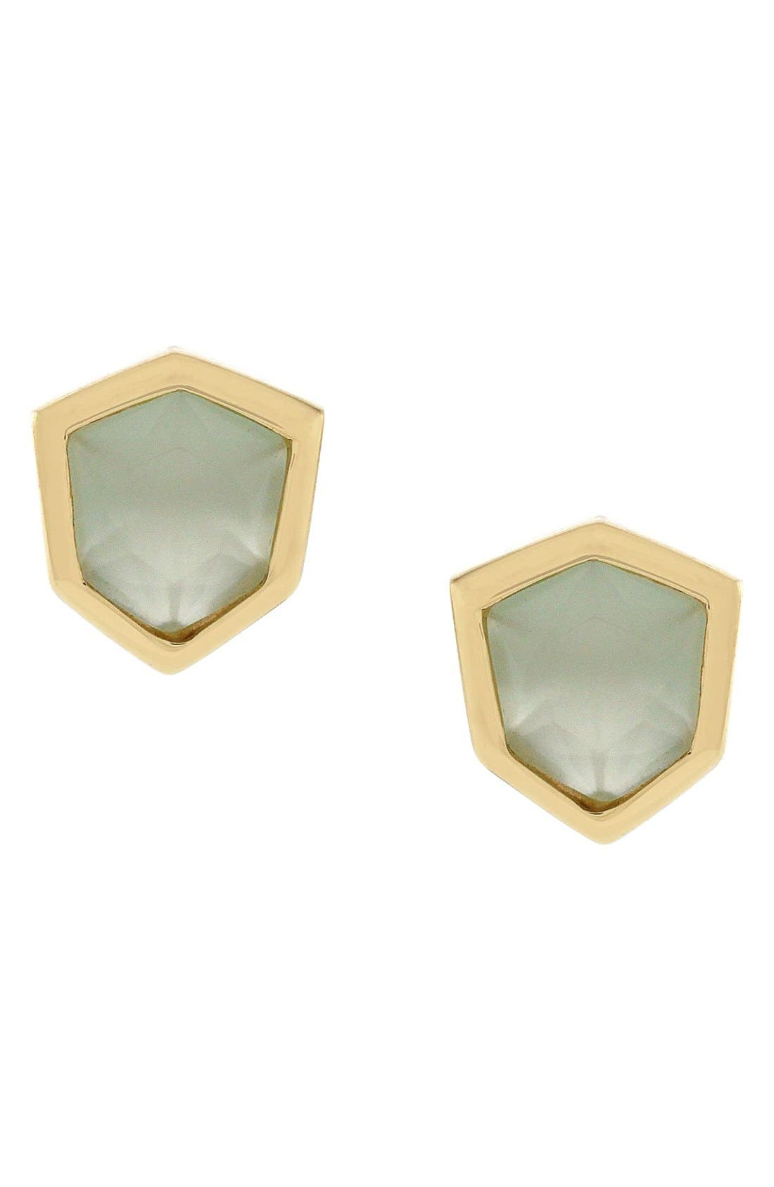Crystal Stud Earrings,                             Main thumbnail 1, color,                             440