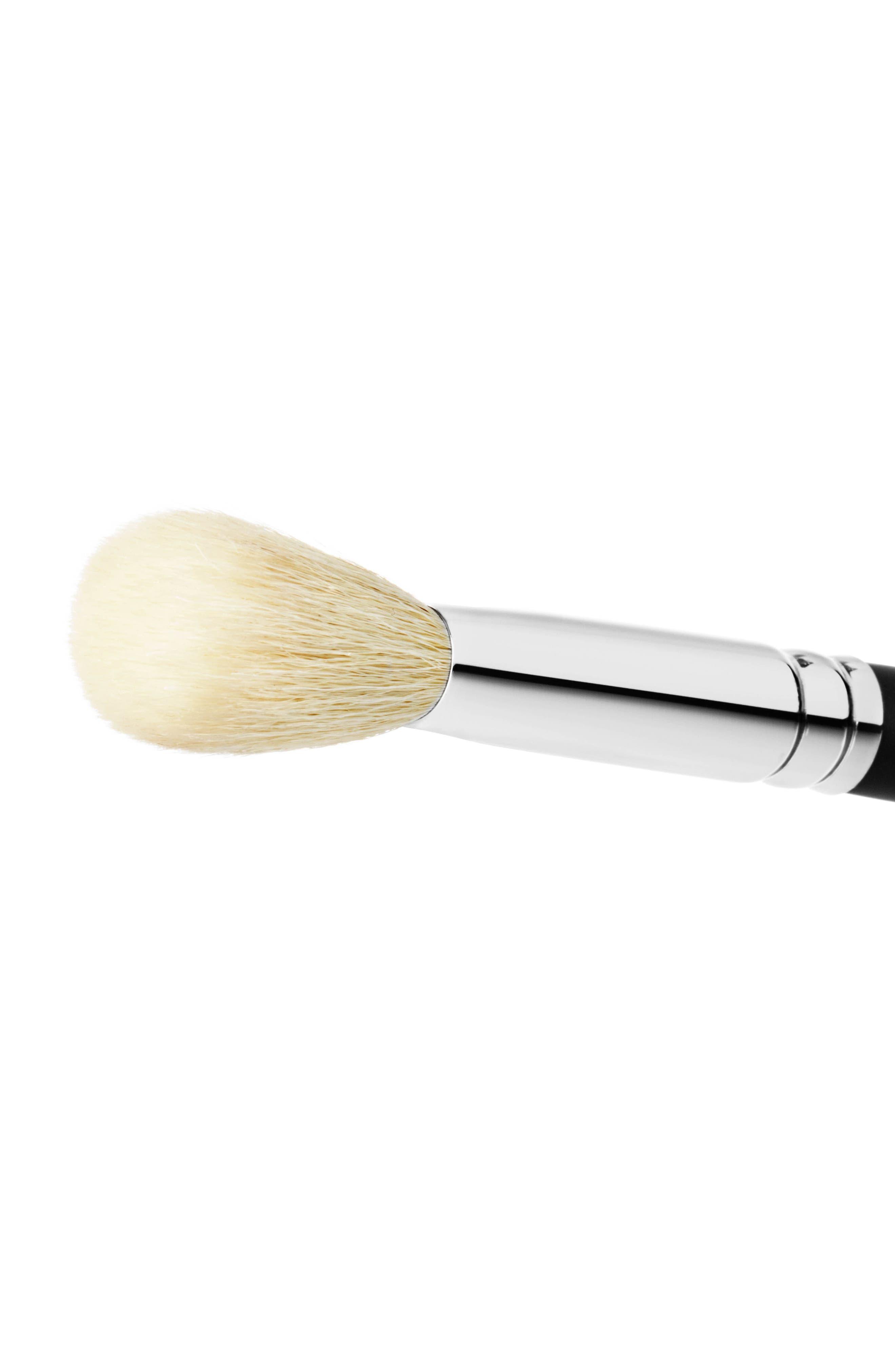 MAC 137S Synthetic Long Blending Brush,                             Alternate thumbnail 2, color,                             000