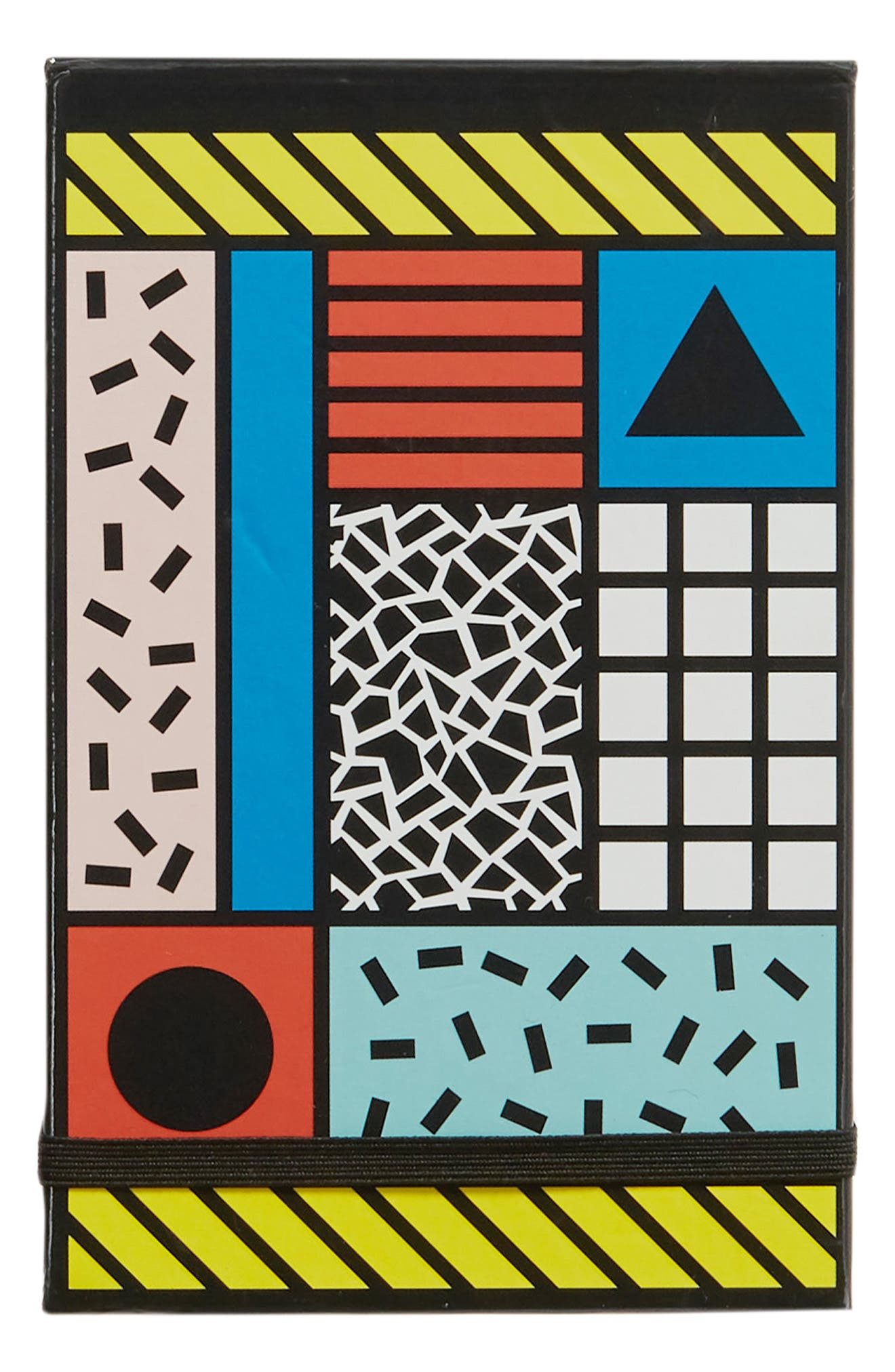 Walala Set of 16 Geo Pop Art Notecards,                             Main thumbnail 1, color,                             960