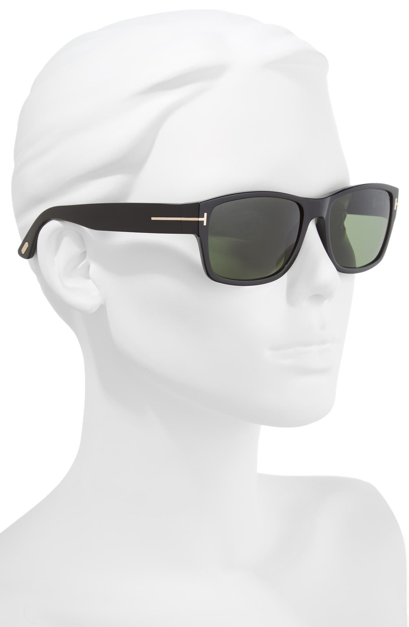 'Mason' 58mm Sunglasses,                             Alternate thumbnail 2, color,                             002