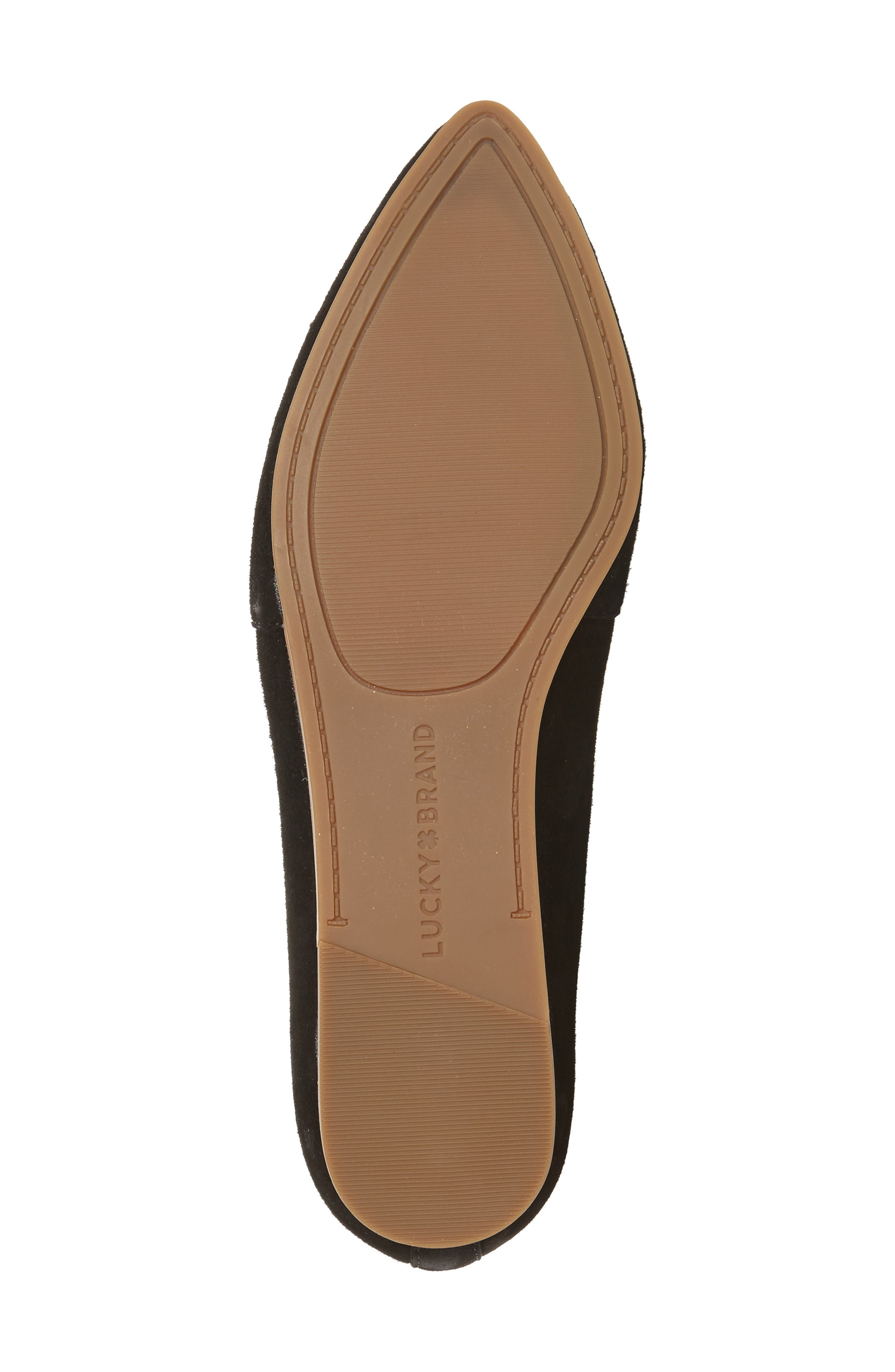 Beechmer Pointy Toe Flat,                             Alternate thumbnail 26, color,