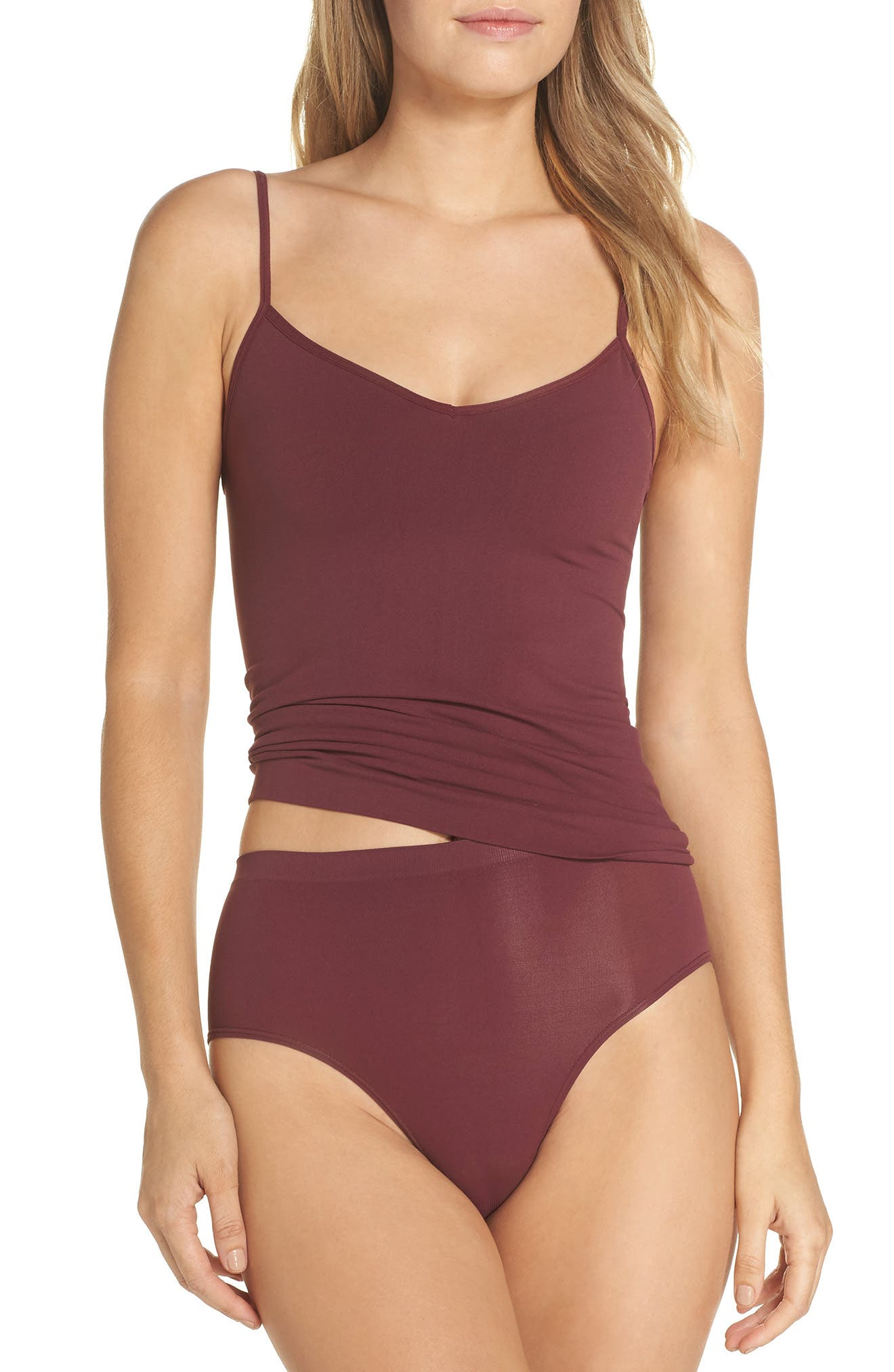 Seamless Two-Way Camisole,                             Main thumbnail 1, color,                             930