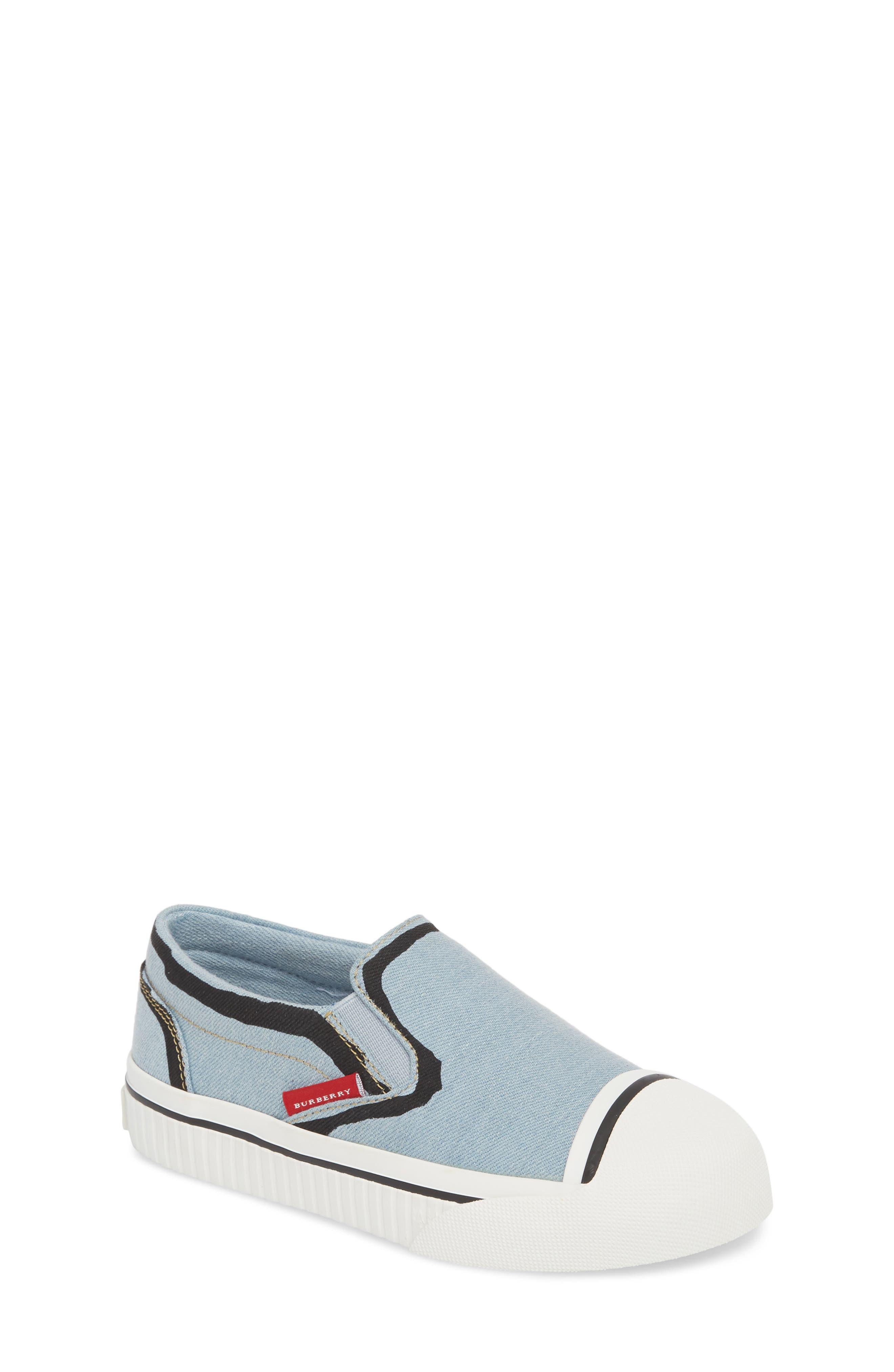 Lipton Slip-On Sneaker,                         Main,                         color, LIGHT BLUE