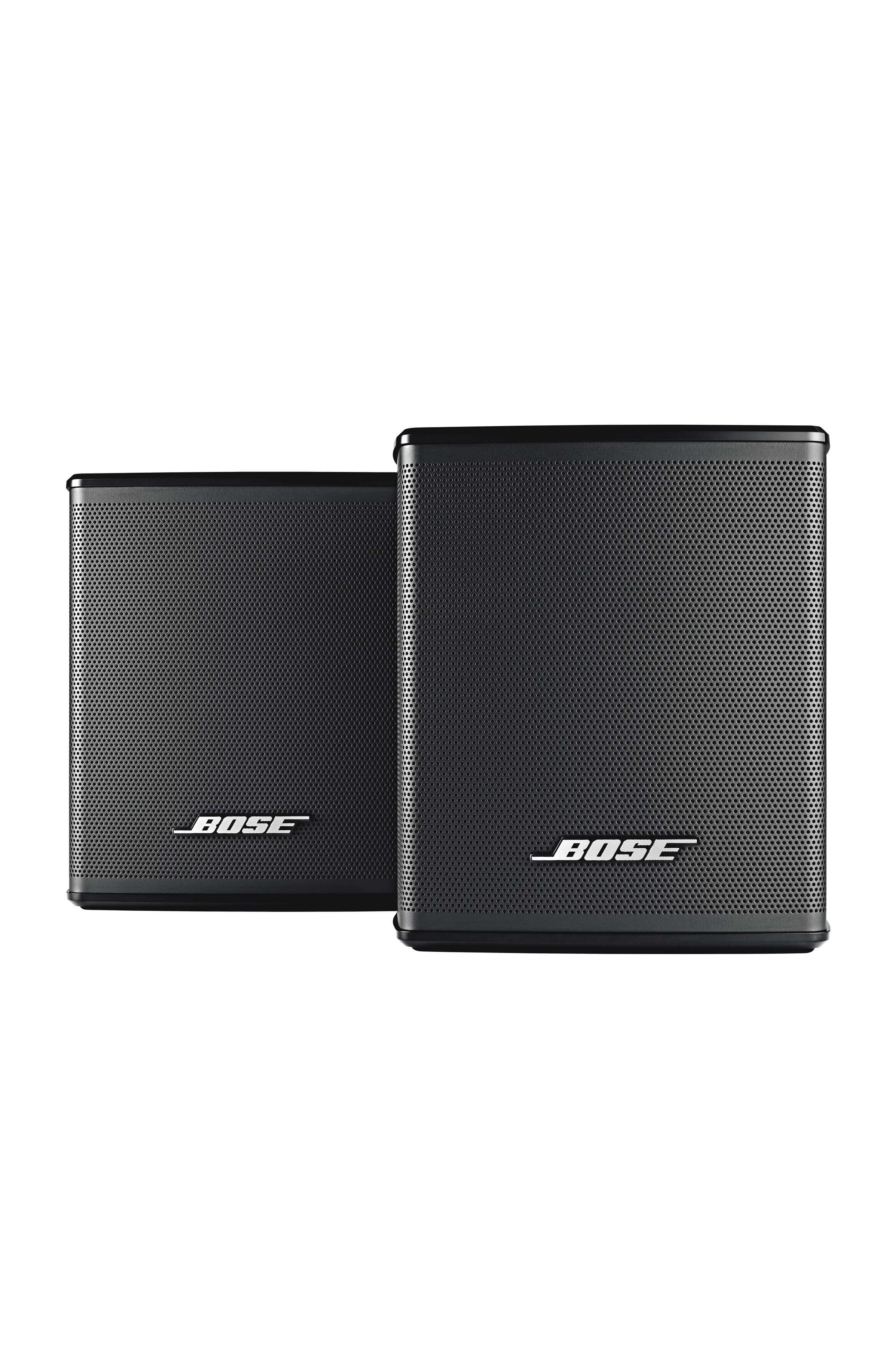 BOSE<SUP>®</SUP>,                             Surround Wireless Speakers,                             Main thumbnail 1, color,                             BLACK